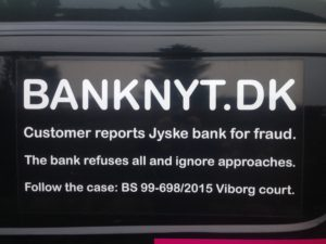 JYSKE BANKs SVINDEL / FRAUD - CALL / OPRÅB :-) Can the bank director CEO Anders Dam not understand We only want to talk with the bank, JYSKE BANK And find a solution, so we can get our life back We are talking about The last 10 years, the bank provisionally has deceived us. The Danish bank took 10 years from us. :-) Please talk to us #AndersChristianDam Rather than continue deceive us With a false interest rate swap, for a loan that has not never existed We write, and write, and write, while the bank continues the very deliberate fraud which the entire Group Board is aware of. :-) :-) A case that is so inflamed, that not even the Danish press does dare comment on it. do you think that there is something about what we are writing about. Would you ask the bank management Jyske Bank Link to the bank further down Why they will not answer their customer And deliver a copy of the loan, 4.328.000 DKK as the bank claiming the customer has borrowed i Nykredit As the Danish Bank changes interest rates, for the last 10 years, Actually since January 1, 2009 - Now the customer discovered and informed the Jyske Bank Jyske 3-bold Bank May 2016 that there was no loan taken. We are talking about fraud for millions, against just one customer :-) :-) Where do you come into contact with a fraudster who just does not want to stop deceiving you Have tried for over 2 years. DO YOU HAVE A SUGGESTION :-) from www.banknyt.dk Startede i jyske bank Helsingør I.L Tvedes Vej 7. 3000 Helsingør Dagblad Godt hjulpet af jyske bank medlemmer eller ansatte på Vesterbro, Vesterbrogade 9. Men godt assisteret af jyske bank hoved kontor i Silkeborg Vestergade Hvor koncern ledelsen / bestyrelsen ved Anders Christian Dam nu hjælper til med at dette svindel fortsætter Jyske Banks advokater som lyver for retten Tilbød 2-11-2016 forligs møde Men med den agenda at ville lave en rente bytte på et andet lån, for at sløre svindlen. ------------ Journalist Press just ask Danish Bank Jyske bank why the bank does not admit fraud And start to apologize all crimes. https://www.jyskebank.dk/kontakt/afdelingsinfo?departmentid=11660 :-) #Journalist #Press When the Danish banks deceive their customers a case of fraud in Danish banks against customers :-( :-( when the #danish #banks as #jyskebank are making fraud And the gang leader, controls the bank's fraud. :-( Anders Dam Bank's CEO refuses to quit. So it only shows how criminal the Danish jyske bank is. :-) Do not trust the #JyskeBank they are #lying constantly, when the bank cheats you The fraud that is #organized through by 3 departments, and many members of the organization JYSKE BANK :-( The Danish bank jyske bank is a criminal offense, Follow the case in Danish law BS 99-698/2015 :-) :-) Thanks to all of you we meet on the road. Which gives us your full support to the fight against the Danish fraud bank. JYSKE BANK :-) :-) Please ask the bank, jyske bank if we have raised a loan of DKK 4.328.000 In Danish bank nykredit. as the bank writes to their customer who is ill after a brain bleeding - As the bank is facing Danish courts and claim is a loan behind the interest rate swap The swsp Jyske Bank itself made 16-07-2008 https://facebook.com/JyskeBank.dk/photos/a.1468232419878888.1073741869.1045397795495688/1468234663211997/?type=3&source=54&ref=page_internal :-( contact the bank here https://www.jyskebank.dk/omjyskebank/organisation/koncernledergruppe - Also ask about date and evidence that the loan offer has been withdrawn in due time before expiry :-) :-) And ask for the prompt contact to Nykredit Denmark And ask why (new credit bank) Nykredit, first would answer the question, after nykredit received a subpoena, to speak true. - Even at a meeting Nykredit refused to sign anything. Not to provide evidence against Jyske Bank for fraud - But after several letters admit Nykredit Bank on writing - There is no loan of 4.328.000 kr https://facebook.com/JyskeBank.dk/photos/a.1051107938258007.1073741840.1045397795495688/1344678722234259/?type=3&source=54&ref=page_internal :-( :-( So nothing to change interest rates https://facebook.com/JyskeBank.dk/photos/a.1045554925479975.1073741831.1045397795495688/1045554998813301/?type=3&source=54&ref=page_internal Thus admit Nykredit Bank that their friends in Jyske Bank are making fraud against Danish customers :-( :-( :-( Today June 29th claims Jyske Bank that a loan of DKK 4.328.000 Has been reduced to DKK 2.927.634 and raised interest rates DKK 81.182 https://facebook.com/JyskeBank.dk/photos/a.1046306905404777.1073741835.1045397795495688/1755579747810819/?type=3&source=54 :-) :-) Group management jyske bank know, at least since May 2016 There is no loan of 4.328.000 DKK And that has never existed. And the ceo is conscious about the fraud against the bank's customer :-) Nevertheless, the bank continues the fraud But now with the Group's Board of Directors knowledge and approval :-) The bank will not respond to anything Do you want to investigate the fraud case as a journalist? :-( :-( Fraud that the bank jyske bank has committed, over the past 10 years. :-) :-) https://facebook.com/story.php?story_fbid=10217380674608165&id=1213101334&ref=bookmarks Will make it better, when we share timeline, with link to Appendix :-) www.banknyt.dk /-----------/ #ANDERSDAM I SPIDSEN AF DEN STORE DANSKE NOK SMÅ #KRIMINELLE #BANK #JYSKEBANK Godt hjulpet af #Les www.les.dk #LundElmerSandager #Advokater :-) #JYSKE BANK BLEV OPDAGET / TAGET I AT LAVE #MANDATSVIG #BEDRAGERI #DOKUMENTFALSK #UDNYTTELSE #SVIG #FALSK :-) Banken skriver i fundamentet at jyskebank er #TROVÆRDIG #HÆDERLIG #ÆRLIG DET ER DET VI SKAL OPKLARE I DENNE HER SAG. :-) Offer spørger flere gange om jyske bank har nogle kommentar eller rettelser til www.banknyt.dk og opslag Jyske bank svare slet ikke :-) :-) We are still talking about 10 years of fraud Follow the case in Danish court Denmark Viborg BS 99-698/2015 :-) :-) Link to the bank's management jyske bank ask them please If we have borrowed DKK 4.328.000 as offered on May 20, 2008 in Nykredit The bank still take interest on this alleged loan in the 10th year. and refuses to answer anything :-) :-) Funny enough for all that loan is not existing just ask jyske bank why the bank does not admit fraud And start to apologize all crimes. https://www.jyskebank.dk/kontakt/afdelingsinfo?departmentid=11660 #Bank #AnderChristianDam #Financial #News #Press #Share #Pol #Recommendation #Sale #Firesale #AndersDam #JyskeBank #ATP #PFA #MortenUlrikGade #PhilipBaruch #LES #GF #BirgitBushThuesen #LundElmerSandager #Nykredit #MetteEgholmNielsen #Loan #Fraud #CasperDamOlsen #NicolaiHansen #gangcrimes #crimes :-) just ask jyske bank why the bank does not admit fraud And start to apologize all crimes. https://www.jyskebank.dk/kontakt/afdelingsinfo?departmentid=11660 #Koncernledelse #jyskebank #Koncernbestyrelsen #SvenBuhrkall #KurtBligaardPedersen #RinaAsmussen #PhilipBaruch #JensABorup #KeldNorup #ChristinaLykkeMunk #HaggaiKunisch #MarianneLillevang #Koncerndirektionen #AndersDam #LeifFLarsen #NielsErikJakobsen #PerSkovhus #PeterSchleidt / IMG_1087