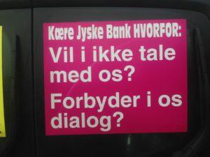 JYSKE BANKs SVINDEL / FRAUD - CALL / OPRÅB :-) Can the bank director CEO Anders Dam not understand We only want to talk with the bank, JYSKE BANK And find a solution, so we can get our life back We are talking about The last 10 years, the bank provisionally has deceived us. The Danish bank took 10 years from us. :-) Please talk to us #AndersChristianDam Rather than continue deceive us With a false interest rate swap, for a loan that has not never existed We write, and write, and write, while the bank continues the very deliberate fraud which the entire Group Board is aware of. :-) :-) A case that is so inflamed, that not even the Danish press does dare comment on it. do you think that there is something about what we are writing about. Would you ask the bank management Jyske Bank Link to the bank further down Why they will not answer their customer And deliver a copy of the loan, 4.328.000 DKK as the bank claiming the customer has borrowed i Nykredit As the Danish Bank changes interest rates, for the last 10 years, Actually since January 1, 2009 - Now the customer discovered and informed the Jyske Bank Jyske 3-bold Bank May 2016 that there was no loan taken. We are talking about fraud for millions, against just one customer :-) :-) Where do you come into contact with a fraudster who just does not want to stop deceiving you Have tried for over 2 years. DO YOU HAVE A SUGGESTION :-) from www.banknyt.dk Startede i jyske bank Helsingør I.L Tvedes Vej 7. 3000 Helsingør Dagblad Godt hjulpet af jyske bank medlemmer eller ansatte på Vesterbro, Vesterbrogade 9. Men godt assisteret af jyske bank hoved kontor i Silkeborg Vestergade Hvor koncern ledelsen / bestyrelsen ved Anders Christian Dam nu hjælper til med at dette svindel fortsætter Jyske Banks advokater som lyver for retten Tilbød 2-11-2016 forligs møde Men med den agenda at ville lave en rente bytte på et andet lån, for at sløre svindlen. ------------ Journalist Press just ask Danish Bank Jyske bank why the bank does not admit fraud And start to apologize all crimes. https://www.jyskebank.dk/kontakt/afdelingsinfo?departmentid=11660 :-) #Journalist #Press When the Danish banks deceive their customers a case of fraud in Danish banks against customers :-( :-( when the #danish #banks as #jyskebank are making fraud And the gang leader, controls the bank's fraud. :-( Anders Dam Bank's CEO refuses to quit. So it only shows how criminal the Danish jyske bank is. :-) Do not trust the #JyskeBank they are #lying constantly, when the bank cheats you The fraud that is #organized through by 3 departments, and many members of the organization JYSKE BANK :-( The Danish bank jyske bank is a criminal offense, Follow the case in Danish law BS 99-698/2015 :-) :-) Thanks to all of you we meet on the road. Which gives us your full support to the fight against the Danish fraud bank. JYSKE BANK :-) :-) Please ask the bank, jyske bank if we have raised a loan of DKK 4.328.000 In Danish bank nykredit. as the bank writes to their customer who is ill after a brain bleeding - As the bank is facing Danish courts and claim is a loan behind the interest rate swap The swsp Jyske Bank itself made 16-07-2008 https://facebook.com/JyskeBank.dk/photos/a.1468232419878888.1073741869.1045397795495688/1468234663211997/?type=3&source=54&ref=page_internal :-( contact the bank here https://www.jyskebank.dk/omjyskebank/organisation/koncernledergruppe - Also ask about date and evidence that the loan offer has been withdrawn in due time before expiry :-) :-) And ask for the prompt contact to Nykredit Denmark And ask why (new credit bank) Nykredit, first would answer the question, after nykredit received a subpoena, to speak true. - Even at a meeting Nykredit refused to sign anything. Not to provide evidence against Jyske Bank for fraud - But after several letters admit Nykredit Bank on writing - There is no loan of 4.328.000 kr https://facebook.com/JyskeBank.dk/photos/a.1051107938258007.1073741840.1045397795495688/1344678722234259/?type=3&source=54&ref=page_internal :-( :-( So nothing to change interest rates https://facebook.com/JyskeBank.dk/photos/a.1045554925479975.1073741831.1045397795495688/1045554998813301/?type=3&source=54&ref=page_internal Thus admit Nykredit Bank that their friends in Jyske Bank are making fraud against Danish customers :-( :-( :-( Today June 29th claims Jyske Bank that a loan of DKK 4.328.000 Has been reduced to DKK 2.927.634 and raised interest rates DKK 81.182 https://facebook.com/JyskeBank.dk/photos/a.1046306905404777.1073741835.1045397795495688/1755579747810819/?type=3&source=54 :-) :-) Group management jyske bank know, at least since May 2016 There is no loan of 4.328.000 DKK And that has never existed. And the ceo is conscious about the fraud against the bank's customer :-) Nevertheless, the bank continues the fraud But now with the Group's Board of Directors knowledge and approval :-) The bank will not respond to anything Do you want to investigate the fraud case as a journalist? :-( :-( Fraud that the bank jyske bank has committed, over the past 10 years. :-) :-) https://facebook.com/story.php?story_fbid=10217380674608165&id=1213101334&ref=bookmarks Will make it better, when we share timeline, with link to Appendix :-) www.banknyt.dk /-----------/ #ANDERSDAM I SPIDSEN AF DEN STORE DANSKE NOK SMÅ #KRIMINELLE #BANK #JYSKEBANK Godt hjulpet af #Les www.les.dk #LundElmerSandager #Advokater :-) #JYSKE BANK BLEV OPDAGET / TAGET I AT LAVE #MANDATSVIG #BEDRAGERI #DOKUMENTFALSK #UDNYTTELSE #SVIG #FALSK :-) Banken skriver i fundamentet at jyskebank er #TROVÆRDIG #HÆDERLIG #ÆRLIG DET ER DET VI SKAL OPKLARE I DENNE HER SAG. :-) Offer spørger flere gange om jyske bank har nogle kommentar eller rettelser til www.banknyt.dk og opslag Jyske bank svare slet ikke :-) :-) We are still talking about 10 years of fraud Follow the case in Danish court Denmark Viborg BS 99-698/2015 :-) :-) Link to the bank's management jyske bank ask them please If we have borrowed DKK 4.328.000 as offered on May 20, 2008 in Nykredit The bank still take interest on this alleged loan in the 10th year. and refuses to answer anything :-) :-) Funny enough for all that loan is not existing just ask jyske bank why the bank does not admit fraud And start to apologize all crimes. https://www.jyskebank.dk/kontakt/afdelingsinfo?departmentid=11660 #Bank #AnderChristianDam #Financial #News #Press #Share #Pol #Recommendation #Sale #Firesale #AndersDam #JyskeBank #ATP #PFA #MortenUlrikGade #PhilipBaruch #LES #GF #BirgitBushThuesen #LundElmerSandager #Nykredit #MetteEgholmNielsen #Loan #Fraud #CasperDamOlsen #NicolaiHansen #gangcrimes #crimes :-) just ask jyske bank why the bank does not admit fraud And start to apologize all crimes. https://www.jyskebank.dk/kontakt/afdelingsinfo?departmentid=11660 #Koncernledelse #jyskebank #Koncernbestyrelsen #SvenBuhrkall #KurtBligaardPedersen #RinaAsmussen #PhilipBaruch #JensABorup #KeldNorup #ChristinaLykkeMunk #HaggaiKunisch #MarianneLillevang #Koncerndirektionen #AndersDam #LeifFLarsen #NielsErikJakobsen #PerSkovhus #PeterSchleidt / IMG_1109