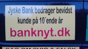 JYSKE BANKs SVINDEL / FRAUD - CALL / OPRÅB :-) Can the bank director CEO Anders Dam not understand We only want to talk with the bank, JYSKE BANK And find a solution, so we can get our life back We are talking about The last 10 years, the bank provisionally has deceived us. The Danish bank took 10 years from us. :-) Please talk to us #AndersChristianDam Rather than continue deceive us With a false interest rate swap, for a loan that has not never existed We write, and write, and write, while the bank continues the very deliberate fraud which the entire Group Board is aware of. :-) :-) A case that is so inflamed, that not even the Danish press does dare comment on it. do you think that there is something about what we are writing about. Would you ask the bank management Jyske Bank Link to the bank further down Why they will not answer their customer And deliver a copy of the loan, 4.328.000 DKK as the bank claiming the customer has borrowed i Nykredit As the Danish Bank changes interest rates, for the last 10 years, Actually since January 1, 2009 - Now the customer discovered and informed the Jyske Bank Jyske 3-bold Bank May 2016 that there was no loan taken. We are talking about fraud for millions, against just one customer :-) :-) Where do you come into contact with a fraudster who just does not want to stop deceiving you Have tried for over 2 years. DO YOU HAVE A SUGGESTION :-) from www.banknyt.dk Startede i jyske bank Helsingør I.L Tvedes Vej 7. 3000 Helsingør Dagblad Godt hjulpet af jyske bank medlemmer eller ansatte på Vesterbro, Vesterbrogade 9. Men godt assisteret af jyske bank hoved kontor i Silkeborg Vestergade Hvor koncern ledelsen / bestyrelsen ved Anders Christian Dam nu hjælper til med at dette svindel fortsætter Jyske Banks advokater som lyver for retten Tilbød 2-11-2016 forligs møde Men med den agenda at ville lave en rente bytte på et andet lån, for at sløre svindlen. ------------ Journalist Press just ask Danish Bank Jyske bank why the bank does not admit fraud And start to apologize all crimes. https://www.jyskebank.dk/kontakt/afdelingsinfo?departmentid=11660 :-) #Journalist #Press When the Danish banks deceive their customers a case of fraud in Danish banks against customers :-( :-( when the #danish #banks as #jyskebank are making fraud And the gang leader, controls the bank's fraud. :-( Anders Dam Bank's CEO refuses to quit. So it only shows how criminal the Danish jyske bank is. :-) Do not trust the #JyskeBank they are #lying constantly, when the bank cheats you The fraud that is #organized through by 3 departments, and many members of the organization JYSKE BANK :-( The Danish bank jyske bank is a criminal offense, Follow the case in Danish law BS 99-698/2015 :-) :-) Thanks to all of you we meet on the road. Which gives us your full support to the fight against the Danish fraud bank. JYSKE BANK :-) :-) Please ask the bank, jyske bank if we have raised a loan of DKK 4.328.000 In Danish bank nykredit. as the bank writes to their customer who is ill after a brain bleeding - As the bank is facing Danish courts and claim is a loan behind the interest rate swap The swsp Jyske Bank itself made 16-07-2008 https://facebook.com/JyskeBank.dk/photos/a.1468232419878888.1073741869.1045397795495688/1468234663211997/?type=3&source=54&ref=page_internal :-( contact the bank here https://www.jyskebank.dk/omjyskebank/organisation/koncernledergruppe - Also ask about date and evidence that the loan offer has been withdrawn in due time before expiry :-) :-) And ask for the prompt contact to Nykredit Denmark And ask why (new credit bank) Nykredit, first would answer the question, after nykredit received a subpoena, to speak true. - Even at a meeting Nykredit refused to sign anything. Not to provide evidence against Jyske Bank for fraud - But after several letters admit Nykredit Bank on writing - There is no loan of 4.328.000 kr https://facebook.com/JyskeBank.dk/photos/a.1051107938258007.1073741840.1045397795495688/1344678722234259/?type=3&source=54&ref=page_internal :-( :-( So nothing to change interest rates https://facebook.com/JyskeBank.dk/photos/a.1045554925479975.1073741831.1045397795495688/1045554998813301/?type=3&source=54&ref=page_internal Thus admit Nykredit Bank that their friends in Jyske Bank are making fraud against Danish customers :-( :-( :-( Today June 29th claims Jyske Bank that a loan of DKK 4.328.000 Has been reduced to DKK 2.927.634 and raised interest rates DKK 81.182 https://facebook.com/JyskeBank.dk/photos/a.1046306905404777.1073741835.1045397795495688/1755579747810819/?type=3&source=54 :-) :-) Group management jyske bank know, at least since May 2016 There is no loan of 4.328.000 DKK And that has never existed. And the ceo is conscious about the fraud against the bank's customer :-) Nevertheless, the bank continues the fraud But now with the Group's Board of Directors knowledge and approval :-) The bank will not respond to anything Do you want to investigate the fraud case as a journalist? :-( :-( Fraud that the bank jyske bank has committed, over the past 10 years. :-) :-) https://facebook.com/story.php?story_fbid=10217380674608165&id=1213101334&ref=bookmarks Will make it better, when we share timeline, with link to Appendix :-) www.banknyt.dk /-----------/ #ANDERSDAM I SPIDSEN AF DEN STORE DANSKE NOK SMÅ #KRIMINELLE #BANK #JYSKEBANK Godt hjulpet af #Les www.les.dk #LundElmerSandager #Advokater :-) #JYSKE BANK BLEV OPDAGET / TAGET I AT LAVE #MANDATSVIG #BEDRAGERI #DOKUMENTFALSK #UDNYTTELSE #SVIG #FALSK :-) Banken skriver i fundamentet at jyskebank er #TROVÆRDIG #HÆDERLIG #ÆRLIG DET ER DET VI SKAL OPKLARE I DENNE HER SAG. :-) Offer spørger flere gange om jyske bank har nogle kommentar eller rettelser til www.banknyt.dk og opslag Jyske bank svare slet ikke :-) :-) We are still talking about 10 years of fraud Follow the case in Danish court Denmark Viborg BS 99-698/2015 :-) :-) Link to the bank's management jyske bank ask them please If we have borrowed DKK 4.328.000 as offered on May 20, 2008 in Nykredit The bank still take interest on this alleged loan in the 10th year. and refuses to answer anything :-) :-) Funny enough for all that loan is not existing just ask jyske bank why the bank does not admit fraud And start to apologize all crimes. https://www.jyskebank.dk/kontakt/afdelingsinfo?departmentid=11660 #Bank #AnderChristianDam #Financial #News #Press #Share #Pol #Recommendation #Sale #Firesale #AndersDam #JyskeBank #ATP #PFA #MortenUlrikGade #PhilipBaruch #LES #GF #BirgitBushThuesen #LundElmerSandager #Nykredit #MetteEgholmNielsen #Loan #Fraud #CasperDamOlsen #NicolaiHansen #gangcrimes #crimes :-) just ask jyske bank why the bank does not admit fraud And start to apologize all crimes. https://www.jyskebank.dk/kontakt/afdelingsinfo?departmentid=11660 #Koncernledelse #jyskebank #Koncernbestyrelsen #SvenBuhrkall #KurtBligaardPedersen #RinaAsmussen #PhilipBaruch #JensABorup #KeldNorup #ChristinaLykkeMunk #HaggaiKunisch #MarianneLillevang #Koncerndirektionen #AndersDam #LeifFLarsen #NielsErikJakobsen #PerSkovhus #PeterSchleidt / IMG_20180602_215931988