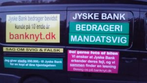 JYSKE BANKs SVINDEL / FRAUD - CALL / OPRÅB :-) Can the bank director CEO Anders Dam not understand We only want to talk with the bank, JYSKE BANK And find a solution, so we can get our life back We are talking about The last 10 years, the bank provisionally has deceived us. The Danish bank took 10 years from us. :-) Please talk to us #AndersChristianDam Rather than continue deceive us With a false interest rate swap, for a loan that has not never existed We write, and write, and write, while the bank continues the very deliberate fraud which the entire Group Board is aware of. :-) :-) A case that is so inflamed, that not even the Danish press does dare comment on it. do you think that there is something about what we are writing about. Would you ask the bank management Jyske Bank Link to the bank further down Why they will not answer their customer And deliver a copy of the loan, 4.328.000 DKK as the bank claiming the customer has borrowed i Nykredit As the Danish Bank changes interest rates, for the last 10 years, Actually since January 1, 2009 - Now the customer discovered and informed the Jyske Bank Jyske 3-bold Bank May 2016 that there was no loan taken. We are talking about fraud for millions, against just one customer :-) :-) Where do you come into contact with a fraudster who just does not want to stop deceiving you Have tried for over 2 years. DO YOU HAVE A SUGGESTION :-) from www.banknyt.dk Startede i jyske bank Helsingør I.L Tvedes Vej 7. 3000 Helsingør Dagblad Godt hjulpet af jyske bank medlemmer eller ansatte på Vesterbro, Vesterbrogade 9. Men godt assisteret af jyske bank hoved kontor i Silkeborg Vestergade Hvor koncern ledelsen / bestyrelsen ved Anders Christian Dam nu hjælper til med at dette svindel fortsætter Jyske Banks advokater som lyver for retten Tilbød 2-11-2016 forligs møde Men med den agenda at ville lave en rente bytte på et andet lån, for at sløre svindlen. ------------ Journalist Press just ask Danish Bank Jyske bank why the bank does not admit fraud And start to apologize all crimes. https://www.jyskebank.dk/kontakt/afdelingsinfo?departmentid=11660 :-) #Journalist #Press When the Danish banks deceive their customers a case of fraud in Danish banks against customers :-( :-( when the #danish #banks as #jyskebank are making fraud And the gang leader, controls the bank's fraud. :-( Anders Dam Bank's CEO refuses to quit. So it only shows how criminal the Danish jyske bank is. :-) Do not trust the #JyskeBank they are #lying constantly, when the bank cheats you The fraud that is #organized through by 3 departments, and many members of the organization JYSKE BANK :-( The Danish bank jyske bank is a criminal offense, Follow the case in Danish law BS 99-698/2015 :-) :-) Thanks to all of you we meet on the road. Which gives us your full support to the fight against the Danish fraud bank. JYSKE BANK :-) :-) Please ask the bank, jyske bank if we have raised a loan of DKK 4.328.000 In Danish bank nykredit. as the bank writes to their customer who is ill after a brain bleeding - As the bank is facing Danish courts and claim is a loan behind the interest rate swap The swsp Jyske Bank itself made 16-07-2008 https://facebook.com/JyskeBank.dk/photos/a.1468232419878888.1073741869.1045397795495688/1468234663211997/?type=3&source=54&ref=page_internal :-( contact the bank here https://www.jyskebank.dk/omjyskebank/organisation/koncernledergruppe - Also ask about date and evidence that the loan offer has been withdrawn in due time before expiry :-) :-) And ask for the prompt contact to Nykredit Denmark And ask why (new credit bank) Nykredit, first would answer the question, after nykredit received a subpoena, to speak true. - Even at a meeting Nykredit refused to sign anything. Not to provide evidence against Jyske Bank for fraud - But after several letters admit Nykredit Bank on writing - There is no loan of 4.328.000 kr https://facebook.com/JyskeBank.dk/photos/a.1051107938258007.1073741840.1045397795495688/1344678722234259/?type=3&source=54&ref=page_internal :-( :-( So nothing to change interest rates https://facebook.com/JyskeBank.dk/photos/a.1045554925479975.1073741831.1045397795495688/1045554998813301/?type=3&source=54&ref=page_internal Thus admit Nykredit Bank that their friends in Jyske Bank are making fraud against Danish customers :-( :-( :-( Today June 29th claims Jyske Bank that a loan of DKK 4.328.000 Has been reduced to DKK 2.927.634 and raised interest rates DKK 81.182 https://facebook.com/JyskeBank.dk/photos/a.1046306905404777.1073741835.1045397795495688/1755579747810819/?type=3&source=54 :-) :-) Group management jyske bank know, at least since May 2016 There is no loan of 4.328.000 DKK And that has never existed. And the ceo is conscious about the fraud against the bank's customer :-) Nevertheless, the bank continues the fraud But now with the Group's Board of Directors knowledge and approval :-) The bank will not respond to anything Do you want to investigate the fraud case as a journalist? :-( :-( Fraud that the bank jyske bank has committed, over the past 10 years. :-) :-) https://facebook.com/story.php?story_fbid=10217380674608165&id=1213101334&ref=bookmarks Will make it better, when we share timeline, with link to Appendix :-) www.banknyt.dk /-----------/ #ANDERSDAM I SPIDSEN AF DEN STORE DANSKE NOK SMÅ #KRIMINELLE #BANK #JYSKEBANK Godt hjulpet af #Les www.les.dk #LundElmerSandager #Advokater :-) #JYSKE BANK BLEV OPDAGET / TAGET I AT LAVE #MANDATSVIG #BEDRAGERI #DOKUMENTFALSK #UDNYTTELSE #SVIG #FALSK :-) Banken skriver i fundamentet at jyskebank er #TROVÆRDIG #HÆDERLIG #ÆRLIG DET ER DET VI SKAL OPKLARE I DENNE HER SAG. :-) Offer spørger flere gange om jyske bank har nogle kommentar eller rettelser til www.banknyt.dk og opslag Jyske bank svare slet ikke :-) :-) We are still talking about 10 years of fraud Follow the case in Danish court Denmark Viborg BS 99-698/2015 :-) :-) Link to the bank's management jyske bank ask them please If we have borrowed DKK 4.328.000 as offered on May 20, 2008 in Nykredit The bank still take interest on this alleged loan in the 10th year. and refuses to answer anything :-) :-) Funny enough for all that loan is not existing just ask jyske bank why the bank does not admit fraud And start to apologize all crimes. https://www.jyskebank.dk/kontakt/afdelingsinfo?departmentid=11660 #Bank #AnderChristianDam #Financial #News #Press #Share #Pol #Recommendation #Sale #Firesale #AndersDam #JyskeBank #ATP #PFA #MortenUlrikGade #PhilipBaruch #LES #GF #BirgitBushThuesen #LundElmerSandager #Nykredit #MetteEgholmNielsen #Loan #Fraud #CasperDamOlsen #NicolaiHansen #gangcrimes #crimes :-) just ask jyske bank why the bank does not admit fraud And start to apologize all crimes. https://www.jyskebank.dk/kontakt/afdelingsinfo?departmentid=11660 #Koncernledelse #jyskebank #Koncernbestyrelsen #SvenBuhrkall #KurtBligaardPedersen #RinaAsmussen #PhilipBaruch #JensABorup #KeldNorup #ChristinaLykkeMunk #HaggaiKunisch #MarianneLillevang #Koncerndirektionen #AndersDam #LeifFLarsen #NielsErikJakobsen #PerSkovhus #PeterSchleidt / IMG_20180602_220331775