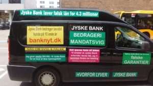 JYSKE BANKs SVINDEL / FRAUD - CALL / OPRÅB :-) Can the bank director CEO Anders Dam not understand We only want to talk with the bank, JYSKE BANK And find a solution, so we can get our life back We are talking about The last 10 years, the bank provisionally has deceived us. The Danish bank took 10 years from us. :-) Please talk to us #AndersChristianDam Rather than continue deceive us With a false interest rate swap, for a loan that has not never existed We write, and write, and write, while the bank continues the very deliberate fraud which the entire Group Board is aware of. :-) :-) A case that is so inflamed, that not even the Danish press does dare comment on it. do you think that there is something about what we are writing about. Would you ask the bank management Jyske Bank Link to the bank further down Why they will not answer their customer And deliver a copy of the loan, 4.328.000 DKK as the bank claiming the customer has borrowed i Nykredit As the Danish Bank changes interest rates, for the last 10 years, Actually since January 1, 2009 - Now the customer discovered and informed the Jyske Bank Jyske 3-bold Bank May 2016 that there was no loan taken. We are talking about fraud for millions, against just one customer :-) :-) Where do you come into contact with a fraudster who just does not want to stop deceiving you Have tried for over 2 years. DO YOU HAVE A SUGGESTION :-) from www.banknyt.dk Startede i jyske bank Helsingør I.L Tvedes Vej 7. 3000 Helsingør Dagblad Godt hjulpet af jyske bank medlemmer eller ansatte på Vesterbro, Vesterbrogade 9. Men godt assisteret af jyske bank hoved kontor i Silkeborg Vestergade Hvor koncern ledelsen / bestyrelsen ved Anders Christian Dam nu hjælper til med at dette svindel fortsætter Jyske Banks advokater som lyver for retten Tilbød 2-11-2016 forligs møde Men med den agenda at ville lave en rente bytte på et andet lån, for at sløre svindlen. ------------ Journalist Press just ask Danish Bank Jyske bank why the bank does not admit fraud And start to apologize all crimes. https://www.jyskebank.dk/kontakt/afdelingsinfo?departmentid=11660 :-) #Journalist #Press When the Danish banks deceive their customers a case of fraud in Danish banks against customers :-( :-( when the #danish #banks as #jyskebank are making fraud And the gang leader, controls the bank's fraud. :-( Anders Dam Bank's CEO refuses to quit. So it only shows how criminal the Danish jyske bank is. :-) Do not trust the #JyskeBank they are #lying constantly, when the bank cheats you The fraud that is #organized through by 3 departments, and many members of the organization JYSKE BANK :-( The Danish bank jyske bank is a criminal offense, Follow the case in Danish law BS 99-698/2015 :-) :-) Thanks to all of you we meet on the road. Which gives us your full support to the fight against the Danish fraud bank. JYSKE BANK :-) :-) Please ask the bank, jyske bank if we have raised a loan of DKK 4.328.000 In Danish bank nykredit. as the bank writes to their customer who is ill after a brain bleeding - As the bank is facing Danish courts and claim is a loan behind the interest rate swap The swsp Jyske Bank itself made 16-07-2008 https://facebook.com/JyskeBank.dk/photos/a.1468232419878888.1073741869.1045397795495688/1468234663211997/?type=3&source=54&ref=page_internal :-( contact the bank here https://www.jyskebank.dk/omjyskebank/organisation/koncernledergruppe - Also ask about date and evidence that the loan offer has been withdrawn in due time before expiry :-) :-) And ask for the prompt contact to Nykredit Denmark And ask why (new credit bank) Nykredit, first would answer the question, after nykredit received a subpoena, to speak true. - Even at a meeting Nykredit refused to sign anything. Not to provide evidence against Jyske Bank for fraud - But after several letters admit Nykredit Bank on writing - There is no loan of 4.328.000 kr https://facebook.com/JyskeBank.dk/photos/a.1051107938258007.1073741840.1045397795495688/1344678722234259/?type=3&source=54&ref=page_internal :-( :-( So nothing to change interest rates https://facebook.com/JyskeBank.dk/photos/a.1045554925479975.1073741831.1045397795495688/1045554998813301/?type=3&source=54&ref=page_internal Thus admit Nykredit Bank that their friends in Jyske Bank are making fraud against Danish customers :-( :-( :-( Today June 29th claims Jyske Bank that a loan of DKK 4.328.000 Has been reduced to DKK 2.927.634 and raised interest rates DKK 81.182 https://facebook.com/JyskeBank.dk/photos/a.1046306905404777.1073741835.1045397795495688/1755579747810819/?type=3&source=54 :-) :-) Group management jyske bank know, at least since May 2016 There is no loan of 4.328.000 DKK And that has never existed. And the ceo is conscious about the fraud against the bank's customer :-) Nevertheless, the bank continues the fraud But now with the Group's Board of Directors knowledge and approval :-) The bank will not respond to anything Do you want to investigate the fraud case as a journalist? :-( :-( Fraud that the bank jyske bank has committed, over the past 10 years. :-) :-) https://facebook.com/story.php?story_fbid=10217380674608165&id=1213101334&ref=bookmarks Will make it better, when we share timeline, with link to Appendix :-) www.banknyt.dk /-----------/ #ANDERSDAM I SPIDSEN AF DEN STORE DANSKE NOK SMÅ #KRIMINELLE #BANK #JYSKEBANK Godt hjulpet af #Les www.les.dk #LundElmerSandager #Advokater :-) #JYSKE BANK BLEV OPDAGET / TAGET I AT LAVE #MANDATSVIG #BEDRAGERI #DOKUMENTFALSK #UDNYTTELSE #SVIG #FALSK :-) Banken skriver i fundamentet at jyskebank er #TROVÆRDIG #HÆDERLIG #ÆRLIG DET ER DET VI SKAL OPKLARE I DENNE HER SAG. :-) Offer spørger flere gange om jyske bank har nogle kommentar eller rettelser til www.banknyt.dk og opslag Jyske bank svare slet ikke :-) :-) We are still talking about 10 years of fraud Follow the case in Danish court Denmark Viborg BS 99-698/2015 :-) :-) Link to the bank's management jyske bank ask them please If we have borrowed DKK 4.328.000 as offered on May 20, 2008 in Nykredit The bank still take interest on this alleged loan in the 10th year. and refuses to answer anything :-) :-) Funny enough for all that loan is not existing just ask jyske bank why the bank does not admit fraud And start to apologize all crimes. https://www.jyskebank.dk/kontakt/afdelingsinfo?departmentid=11660 #Bank #AnderChristianDam #Financial #News #Press #Share #Pol #Recommendation #Sale #Firesale #AndersDam #JyskeBank #ATP #PFA #MortenUlrikGade #PhilipBaruch #LES #GF #BirgitBushThuesen #LundElmerSandager #Nykredit #MetteEgholmNielsen #Loan #Fraud #CasperDamOlsen #NicolaiHansen #gangcrimes #crimes :-) just ask jyske bank why the bank does not admit fraud And start to apologize all crimes. https://www.jyskebank.dk/kontakt/afdelingsinfo?departmentid=11660 #Koncernledelse #jyskebank #Koncernbestyrelsen #SvenBuhrkall #KurtBligaardPedersen #RinaAsmussen #PhilipBaruch #JensABorup #KeldNorup #ChristinaLykkeMunk #HaggaiKunisch #MarianneLillevang #Koncerndirektionen #AndersDam #LeifFLarsen #NielsErikJakobsen #PerSkovhus #PeterSchleidt / ,IMG_20180614_131454473