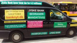 JYSKE BANKs SVINDEL / FRAUD - CALL / OPRÅB :-) Can the bank director CEO Anders Dam not understand We only want to talk with the bank, JYSKE BANK And find a solution, so we can get our life back We are talking about The last 10 years, the bank provisionally has deceived us. The Danish bank took 10 years from us. :-) Please talk to us #AndersChristianDam Rather than continue deceive us With a false interest rate swap, for a loan that has not never existed We write, and write, and write, while the bank continues the very deliberate fraud which the entire Group Board is aware of. :-) :-) A case that is so inflamed, that not even the Danish press does dare comment on it. do you think that there is something about what we are writing about. Would you ask the bank management Jyske Bank Link to the bank further down Why they will not answer their customer And deliver a copy of the loan, 4.328.000 DKK as the bank claiming the customer has borrowed i Nykredit As the Danish Bank changes interest rates, for the last 10 years, Actually since January 1, 2009 - Now the customer discovered and informed the Jyske Bank Jyske 3-bold Bank May 2016 that there was no loan taken. We are talking about fraud for millions, against just one customer :-) :-) Where do you come into contact with a fraudster who just does not want to stop deceiving you Have tried for over 2 years. DO YOU HAVE A SUGGESTION :-) from www.banknyt.dk Startede i jyske bank Helsingør I.L Tvedes Vej 7. 3000 Helsingør Dagblad Godt hjulpet af jyske bank medlemmer eller ansatte på Vesterbro, Vesterbrogade 9. Men godt assisteret af jyske bank hoved kontor i Silkeborg Vestergade Hvor koncern ledelsen / bestyrelsen ved Anders Christian Dam nu hjælper til med at dette svindel fortsætter Jyske Banks advokater som lyver for retten Tilbød 2-11-2016 forligs møde Men med den agenda at ville lave en rente bytte på et andet lån, for at sløre svindlen. ------------ Journalist Press just ask Danish Bank Jyske bank why the bank does not admit fraud And start to apologize all crimes. https://www.jyskebank.dk/kontakt/afdelingsinfo?departmentid=11660 :-) #Journalist #Press When the Danish banks deceive their customers a case of fraud in Danish banks against customers :-( :-( when the #danish #banks as #jyskebank are making fraud And the gang leader, controls the bank's fraud. :-( Anders Dam Bank's CEO refuses to quit. So it only shows how criminal the Danish jyske bank is. :-) Do not trust the #JyskeBank they are #lying constantly, when the bank cheats you The fraud that is #organized through by 3 departments, and many members of the organization JYSKE BANK :-( The Danish bank jyske bank is a criminal offense, Follow the case in Danish law BS 99-698/2015 :-) :-) Thanks to all of you we meet on the road. Which gives us your full support to the fight against the Danish fraud bank. JYSKE BANK :-) :-) Please ask the bank, jyske bank if we have raised a loan of DKK 4.328.000 In Danish bank nykredit. as the bank writes to their customer who is ill after a brain bleeding - As the bank is facing Danish courts and claim is a loan behind the interest rate swap The swsp Jyske Bank itself made 16-07-2008 https://facebook.com/JyskeBank.dk/photos/a.1468232419878888.1073741869.1045397795495688/1468234663211997/?type=3&source=54&ref=page_internal :-( contact the bank here https://www.jyskebank.dk/omjyskebank/organisation/koncernledergruppe - Also ask about date and evidence that the loan offer has been withdrawn in due time before expiry :-) :-) And ask for the prompt contact to Nykredit Denmark And ask why (new credit bank) Nykredit, first would answer the question, after nykredit received a subpoena, to speak true. - Even at a meeting Nykredit refused to sign anything. Not to provide evidence against Jyske Bank for fraud - But after several letters admit Nykredit Bank on writing - There is no loan of 4.328.000 kr https://facebook.com/JyskeBank.dk/photos/a.1051107938258007.1073741840.1045397795495688/1344678722234259/?type=3&source=54&ref=page_internal :-( :-( So nothing to change interest rates https://facebook.com/JyskeBank.dk/photos/a.1045554925479975.1073741831.1045397795495688/1045554998813301/?type=3&source=54&ref=page_internal Thus admit Nykredit Bank that their friends in Jyske Bank are making fraud against Danish customers :-( :-( :-( Today June 29th claims Jyske Bank that a loan of DKK 4.328.000 Has been reduced to DKK 2.927.634 and raised interest rates DKK 81.182 https://facebook.com/JyskeBank.dk/photos/a.1046306905404777.1073741835.1045397795495688/1755579747810819/?type=3&source=54 :-) :-) Group management jyske bank know, at least since May 2016 There is no loan of 4.328.000 DKK And that has never existed. And the ceo is conscious about the fraud against the bank's customer :-) Nevertheless, the bank continues the fraud But now with the Group's Board of Directors knowledge and approval :-) The bank will not respond to anything Do you want to investigate the fraud case as a journalist? :-( :-( Fraud that the bank jyske bank has committed, over the past 10 years. :-) :-) https://facebook.com/story.php?story_fbid=10217380674608165&id=1213101334&ref=bookmarks Will make it better, when we share timeline, with link to Appendix :-) www.banknyt.dk /-----------/ #ANDERSDAM I SPIDSEN AF DEN STORE DANSKE NOK SMÅ #KRIMINELLE #BANK #JYSKEBANK Godt hjulpet af #Les www.les.dk #LundElmerSandager #Advokater :-) #JYSKE BANK BLEV OPDAGET / TAGET I AT LAVE #MANDATSVIG #BEDRAGERI #DOKUMENTFALSK #UDNYTTELSE #SVIG #FALSK :-) Banken skriver i fundamentet at jyskebank er #TROVÆRDIG #HÆDERLIG #ÆRLIG DET ER DET VI SKAL OPKLARE I DENNE HER SAG. :-) Offer spørger flere gange om jyske bank har nogle kommentar eller rettelser til www.banknyt.dk og opslag Jyske bank svare slet ikke :-) :-) We are still talking about 10 years of fraud Follow the case in Danish court Denmark Viborg BS 99-698/2015 :-) :-) Link to the bank's management jyske bank ask them please If we have borrowed DKK 4.328.000 as offered on May 20, 2008 in Nykredit The bank still take interest on this alleged loan in the 10th year. and refuses to answer anything :-) :-) Funny enough for all that loan is not existing just ask jyske bank why the bank does not admit fraud And start to apologize all crimes. https://www.jyskebank.dk/kontakt/afdelingsinfo?departmentid=11660 #Bank #AnderChristianDam #Financial #News #Press #Share #Pol #Recommendation #Sale #Firesale #AndersDam #JyskeBank #ATP #PFA #MortenUlrikGade #PhilipBaruch #LES #GF #BirgitBushThuesen #LundElmerSandager #Nykredit #MetteEgholmNielsen #Loan #Fraud #CasperDamOlsen #NicolaiHansen #gangcrimes #crimes :-) just ask jyske bank why the bank does not admit fraud And start to apologize all crimes. https://www.jyskebank.dk/kontakt/afdelingsinfo?departmentid=11660 #Koncernledelse #jyskebank #Koncernbestyrelsen #SvenBuhrkall #KurtBligaardPedersen #RinaAsmussen #PhilipBaruch #JensABorup #KeldNorup #ChristinaLykkeMunk #HaggaiKunisch #MarianneLillevang #Koncerndirektionen #AndersDam #LeifFLarsen #NielsErikJakobsen #PerSkovhus #PeterSchleidt / ,IMG_20180614_131456155
