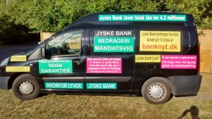 JYSKE BANKs SVINDEL / FRAUD - CALL / OPRÅB :-) Can the bank director CEO Anders Dam not understand We only want to talk with the bank, JYSKE BANK And find a solution, so we can get our life back We are talking about The last 10 years, the bank provisionally has deceived us. The Danish bank took 10 years from us. :-) Please talk to us #AndersChristianDam Rather than continue deceive us With a false interest rate swap, for a loan that has not never existed We write, and write, and write, while the bank continues the very deliberate fraud which the entire Group Board is aware of. :-) :-) A case that is so inflamed, that not even the Danish press does dare comment on it. do you think that there is something about what we are writing about. Would you ask the bank management Jyske Bank Link to the bank further down Why they will not answer their customer And deliver a copy of the loan, 4.328.000 DKK as the bank claiming the customer has borrowed i Nykredit As the Danish Bank changes interest rates, for the last 10 years, Actually since January 1, 2009 - Now the customer discovered and informed the Jyske Bank Jyske 3-bold Bank May 2016 that there was no loan taken. We are talking about fraud for millions, against just one customer :-) :-) Where do you come into contact with a fraudster who just does not want to stop deceiving you Have tried for over 2 years. DO YOU HAVE A SUGGESTION :-) from www.banknyt.dk Startede i jyske bank Helsingør I.L Tvedes Vej 7. 3000 Helsingør Dagblad Godt hjulpet af jyske bank medlemmer eller ansatte på Vesterbro, Vesterbrogade 9. Men godt assisteret af jyske bank hoved kontor i Silkeborg Vestergade Hvor koncern ledelsen / bestyrelsen ved Anders Christian Dam nu hjælper til med at dette svindel fortsætter Jyske Banks advokater som lyver for retten Tilbød 2-11-2016 forligs møde Men med den agenda at ville lave en rente bytte på et andet lån, for at sløre svindlen. ------------ Journalist Press just ask Danish Bank Jyske bank why the bank does not admit fraud And start to apologize all crimes. https://www.jyskebank.dk/kontakt/afdelingsinfo?departmentid=11660 :-) #Journalist #Press When the Danish banks deceive their customers a case of fraud in Danish banks against customers :-( :-( when the #danish #banks as #jyskebank are making fraud And the gang leader, controls the bank's fraud. :-( Anders Dam Bank's CEO refuses to quit. So it only shows how criminal the Danish jyske bank is. :-) Do not trust the #JyskeBank they are #lying constantly, when the bank cheats you The fraud that is #organized through by 3 departments, and many members of the organization JYSKE BANK :-( The Danish bank jyske bank is a criminal offense, Follow the case in Danish law BS 99-698/2015 :-) :-) Thanks to all of you we meet on the road. Which gives us your full support to the fight against the Danish fraud bank. JYSKE BANK :-) :-) Please ask the bank, jyske bank if we have raised a loan of DKK 4.328.000 In Danish bank nykredit. as the bank writes to their customer who is ill after a brain bleeding - As the bank is facing Danish courts and claim is a loan behind the interest rate swap The swsp Jyske Bank itself made 16-07-2008 https://facebook.com/JyskeBank.dk/photos/a.1468232419878888.1073741869.1045397795495688/1468234663211997/?type=3&source=54&ref=page_internal :-( contact the bank here https://www.jyskebank.dk/omjyskebank/organisation/koncernledergruppe - Also ask about date and evidence that the loan offer has been withdrawn in due time before expiry :-) :-) And ask for the prompt contact to Nykredit Denmark And ask why (new credit bank) Nykredit, first would answer the question, after nykredit received a subpoena, to speak true. - Even at a meeting Nykredit refused to sign anything. Not to provide evidence against Jyske Bank for fraud - But after several letters admit Nykredit Bank on writing - There is no loan of 4.328.000 kr https://facebook.com/JyskeBank.dk/photos/a.1051107938258007.1073741840.1045397795495688/1344678722234259/?type=3&source=54&ref=page_internal :-( :-( So nothing to change interest rates https://facebook.com/JyskeBank.dk/photos/a.1045554925479975.1073741831.1045397795495688/1045554998813301/?type=3&source=54&ref=page_internal Thus admit Nykredit Bank that their friends in Jyske Bank are making fraud against Danish customers :-( :-( :-( Today June 29th claims Jyske Bank that a loan of DKK 4.328.000 Has been reduced to DKK 2.927.634 and raised interest rates DKK 81.182 https://facebook.com/JyskeBank.dk/photos/a.1046306905404777.1073741835.1045397795495688/1755579747810819/?type=3&source=54 :-) :-) Group management jyske bank know, at least since May 2016 There is no loan of 4.328.000 DKK And that has never existed. And the ceo is conscious about the fraud against the bank's customer :-) Nevertheless, the bank continues the fraud But now with the Group's Board of Directors knowledge and approval :-) The bank will not respond to anything Do you want to investigate the fraud case as a journalist? :-( :-( Fraud that the bank jyske bank has committed, over the past 10 years. :-) :-) https://facebook.com/story.php?story_fbid=10217380674608165&id=1213101334&ref=bookmarks Will make it better, when we share timeline, with link to Appendix :-) www.banknyt.dk /-----------/ #ANDERSDAM I SPIDSEN AF DEN STORE DANSKE NOK SMÅ #KRIMINELLE #BANK #JYSKEBANK Godt hjulpet af #Les www.les.dk #LundElmerSandager #Advokater :-) #JYSKE BANK BLEV OPDAGET / TAGET I AT LAVE #MANDATSVIG #BEDRAGERI #DOKUMENTFALSK #UDNYTTELSE #SVIG #FALSK :-) Banken skriver i fundamentet at jyskebank er #TROVÆRDIG #HÆDERLIG #ÆRLIG DET ER DET VI SKAL OPKLARE I DENNE HER SAG. :-) Offer spørger flere gange om jyske bank har nogle kommentar eller rettelser til www.banknyt.dk og opslag Jyske bank svare slet ikke :-) :-) We are still talking about 10 years of fraud Follow the case in Danish court Denmark Viborg BS 99-698/2015 :-) :-) Link to the bank's management jyske bank ask them please If we have borrowed DKK 4.328.000 as offered on May 20, 2008 in Nykredit The bank still take interest on this alleged loan in the 10th year. and refuses to answer anything :-) :-) Funny enough for all that loan is not existing just ask jyske bank why the bank does not admit fraud And start to apologize all crimes. https://www.jyskebank.dk/kontakt/afdelingsinfo?departmentid=11660 #Bank #AnderChristianDam #Financial #News #Press #Share #Pol #Recommendation #Sale #Firesale #AndersDam #JyskeBank #ATP #PFA #MortenUlrikGade #PhilipBaruch #LES #GF #BirgitBushThuesen #LundElmerSandager #Nykredit #MetteEgholmNielsen #Loan #Fraud #CasperDamOlsen #NicolaiHansen #gangcrimes #crimes :-) just ask jyske bank why the bank does not admit fraud And start to apologize all crimes. https://www.jyskebank.dk/kontakt/afdelingsinfo?departmentid=11660 #Koncernledelse #jyskebank #Koncernbestyrelsen #SvenBuhrkall #KurtBligaardPedersen #RinaAsmussen #PhilipBaruch #JensABorup #KeldNorup #ChristinaLykkeMunk #HaggaiKunisch #MarianneLillevang #Koncerndirektionen #AndersDam #LeifFLarsen #NielsErikJakobsen #PerSkovhus #PeterSchleidt / ,IMG_20180709_185144590_HDR
