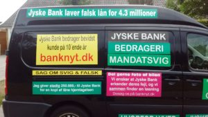 JYSKE BANKs SVINDEL / FRAUD - CALL / OPRÅB :-) Can the bank director CEO Anders Dam not understand We only want to talk with the bank, JYSKE BANK And find a solution, so we can get our life back We are talking about The last 10 years, the bank provisionally has deceived us. The Danish bank took 10 years from us. :-) Please talk to us #AndersChristianDam Rather than continue deceive us With a false interest rate swap, for a loan that has not never existed We write, and write, and write, while the bank continues the very deliberate fraud which the entire Group Board is aware of. :-) :-) A case that is so inflamed, that not even the Danish press does dare comment on it. do you think that there is something about what we are writing about. Would you ask the bank management Jyske Bank Link to the bank further down Why they will not answer their customer And deliver a copy of the loan, 4.328.000 DKK as the bank claiming the customer has borrowed i Nykredit As the Danish Bank changes interest rates, for the last 10 years, Actually since January 1, 2009 - Now the customer discovered and informed the Jyske Bank Jyske 3-bold Bank May 2016 that there was no loan taken. We are talking about fraud for millions, against just one customer :-) :-) Where do you come into contact with a fraudster who just does not want to stop deceiving you Have tried for over 2 years. DO YOU HAVE A SUGGESTION :-) from www.banknyt.dk Startede i jyske bank Helsingør I.L Tvedes Vej 7. 3000 Helsingør Dagblad Godt hjulpet af jyske bank medlemmer eller ansatte på Vesterbro, Vesterbrogade 9. Men godt assisteret af jyske bank hoved kontor i Silkeborg Vestergade Hvor koncern ledelsen / bestyrelsen ved Anders Christian Dam nu hjælper til med at dette svindel fortsætter Jyske Banks advokater som lyver for retten Tilbød 2-11-2016 forligs møde Men med den agenda at ville lave en rente bytte på et andet lån, for at sløre svindlen. ------------ Journalist Press just ask Danish Bank Jyske bank why the bank does not admit fraud And start to apologize all crimes. https://www.jyskebank.dk/kontakt/afdelingsinfo?departmentid=11660 :-) #Journalist #Press When the Danish banks deceive their customers a case of fraud in Danish banks against customers :-( :-( when the #danish #banks as #jyskebank are making fraud And the gang leader, controls the bank's fraud. :-( Anders Dam Bank's CEO refuses to quit. So it only shows how criminal the Danish jyske bank is. :-) Do not trust the #JyskeBank they are #lying constantly, when the bank cheats you The fraud that is #organized through by 3 departments, and many members of the organization JYSKE BANK :-( The Danish bank jyske bank is a criminal offense, Follow the case in Danish law BS 99-698/2015 :-) :-) Thanks to all of you we meet on the road. Which gives us your full support to the fight against the Danish fraud bank. JYSKE BANK :-) :-) Please ask the bank, jyske bank if we have raised a loan of DKK 4.328.000 In Danish bank nykredit. as the bank writes to their customer who is ill after a brain bleeding - As the bank is facing Danish courts and claim is a loan behind the interest rate swap The swsp Jyske Bank itself made 16-07-2008 https://facebook.com/JyskeBank.dk/photos/a.1468232419878888.1073741869.1045397795495688/1468234663211997/?type=3&source=54&ref=page_internal :-( contact the bank here https://www.jyskebank.dk/omjyskebank/organisation/koncernledergruppe - Also ask about date and evidence that the loan offer has been withdrawn in due time before expiry :-) :-) And ask for the prompt contact to Nykredit Denmark And ask why (new credit bank) Nykredit, first would answer the question, after nykredit received a subpoena, to speak true. - Even at a meeting Nykredit refused to sign anything. Not to provide evidence against Jyske Bank for fraud - But after several letters admit Nykredit Bank on writing - There is no loan of 4.328.000 kr https://facebook.com/JyskeBank.dk/photos/a.1051107938258007.1073741840.1045397795495688/1344678722234259/?type=3&source=54&ref=page_internal :-( :-( So nothing to change interest rates https://facebook.com/JyskeBank.dk/photos/a.1045554925479975.1073741831.1045397795495688/1045554998813301/?type=3&source=54&ref=page_internal Thus admit Nykredit Bank that their friends in Jyske Bank are making fraud against Danish customers :-( :-( :-( Today June 29th claims Jyske Bank that a loan of DKK 4.328.000 Has been reduced to DKK 2.927.634 and raised interest rates DKK 81.182 https://facebook.com/JyskeBank.dk/photos/a.1046306905404777.1073741835.1045397795495688/1755579747810819/?type=3&source=54 :-) :-) Group management jyske bank know, at least since May 2016 There is no loan of 4.328.000 DKK And that has never existed. And the ceo is conscious about the fraud against the bank's customer :-) Nevertheless, the bank continues the fraud But now with the Group's Board of Directors knowledge and approval :-) The bank will not respond to anything Do you want to investigate the fraud case as a journalist? :-( :-( Fraud that the bank jyske bank has committed, over the past 10 years. :-) :-) https://facebook.com/story.php?story_fbid=10217380674608165&id=1213101334&ref=bookmarks Will make it better, when we share timeline, with link to Appendix :-) www.banknyt.dk /-----------/ #ANDERSDAM I SPIDSEN AF DEN STORE DANSKE NOK SMÅ #KRIMINELLE #BANK #JYSKEBANK Godt hjulpet af #Les www.les.dk #LundElmerSandager #Advokater :-) #JYSKE BANK BLEV OPDAGET / TAGET I AT LAVE #MANDATSVIG #BEDRAGERI #DOKUMENTFALSK #UDNYTTELSE #SVIG #FALSK :-) Banken skriver i fundamentet at jyskebank er #TROVÆRDIG #HÆDERLIG #ÆRLIG DET ER DET VI SKAL OPKLARE I DENNE HER SAG. :-) Offer spørger flere gange om jyske bank har nogle kommentar eller rettelser til www.banknyt.dk og opslag Jyske bank svare slet ikke :-) :-) We are still talking about 10 years of fraud Follow the case in Danish court Denmark Viborg BS 99-698/2015 :-) :-) Link to the bank's management jyske bank ask them please If we have borrowed DKK 4.328.000 as offered on May 20, 2008 in Nykredit The bank still take interest on this alleged loan in the 10th year. and refuses to answer anything :-) :-) Funny enough for all that loan is not existing just ask jyske bank why the bank does not admit fraud And start to apologize all crimes. https://www.jyskebank.dk/kontakt/afdelingsinfo?departmentid=11660 #Bank #AnderChristianDam #Financial #News #Press #Share #Pol #Recommendation #Sale #Firesale #AndersDam #JyskeBank #ATP #PFA #MortenUlrikGade #PhilipBaruch #LES #GF #BirgitBushThuesen #LundElmerSandager #Nykredit #MetteEgholmNielsen #Loan #Fraud #CasperDamOlsen #NicolaiHansen #gangcrimes #crimes :-) just ask jyske bank why the bank does not admit fraud And start to apologize all crimes. https://www.jyskebank.dk/kontakt/afdelingsinfo?departmentid=11660 #Koncernledelse #jyskebank #Koncernbestyrelsen #SvenBuhrkall #KurtBligaardPedersen #RinaAsmussen #PhilipBaruch #JensABorup #KeldNorup #ChristinaLykkeMunk #HaggaiKunisch #MarianneLillevang #Koncerndirektionen #AndersDam #LeifFLarsen #NielsErikJakobsen #PerSkovhus #PeterSchleidt / IMG_20180711_161753544