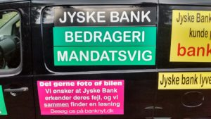 JYSKE BANKs SVINDEL / FRAUD - CALL / OPRÅB :-) Can the bank director CEO Anders Dam not understand We only want to talk with the bank, JYSKE BANK And find a solution, so we can get our life back We are talking about The last 10 years, the bank provisionally has deceived us. The Danish bank took 10 years from us. :-) Please talk to us #AndersChristianDam Rather than continue deceive us With a false interest rate swap, for a loan that has not never existed We write, and write, and write, while the bank continues the very deliberate fraud which the entire Group Board is aware of. :-) :-) A case that is so inflamed, that not even the Danish press does dare comment on it. do you think that there is something about what we are writing about. Would you ask the bank management Jyske Bank Link to the bank further down Why they will not answer their customer And deliver a copy of the loan, 4.328.000 DKK as the bank claiming the customer has borrowed i Nykredit As the Danish Bank changes interest rates, for the last 10 years, Actually since January 1, 2009 - Now the customer discovered and informed the Jyske Bank Jyske 3-bold Bank May 2016 that there was no loan taken. We are talking about fraud for millions, against just one customer :-) :-) Where do you come into contact with a fraudster who just does not want to stop deceiving you Have tried for over 2 years. DO YOU HAVE A SUGGESTION :-) from www.banknyt.dk Startede i jyske bank Helsingør I.L Tvedes Vej 7. 3000 Helsingør Dagblad Godt hjulpet af jyske bank medlemmer eller ansatte på Vesterbro, Vesterbrogade 9. Men godt assisteret af jyske bank hoved kontor i Silkeborg Vestergade Hvor koncern ledelsen / bestyrelsen ved Anders Christian Dam nu hjælper til med at dette svindel fortsætter Jyske Banks advokater som lyver for retten Tilbød 2-11-2016 forligs møde Men med den agenda at ville lave en rente bytte på et andet lån, for at sløre svindlen. ------------ Journalist Press just ask Danish Bank Jyske bank why the bank does not admit fraud And start to apologize all crimes. https://www.jyskebank.dk/kontakt/afdelingsinfo?departmentid=11660 :-) #Journalist #Press When the Danish banks deceive their customers a case of fraud in Danish banks against customers :-( :-( when the #danish #banks as #jyskebank are making fraud And the gang leader, controls the bank's fraud. :-( Anders Dam Bank's CEO refuses to quit. So it only shows how criminal the Danish jyske bank is. :-) Do not trust the #JyskeBank they are #lying constantly, when the bank cheats you The fraud that is #organized through by 3 departments, and many members of the organization JYSKE BANK :-( The Danish bank jyske bank is a criminal offense, Follow the case in Danish law BS 99-698/2015 :-) :-) Thanks to all of you we meet on the road. Which gives us your full support to the fight against the Danish fraud bank. JYSKE BANK :-) :-) Please ask the bank, jyske bank if we have raised a loan of DKK 4.328.000 In Danish bank nykredit. as the bank writes to their customer who is ill after a brain bleeding - As the bank is facing Danish courts and claim is a loan behind the interest rate swap The swsp Jyske Bank itself made 16-07-2008 https://facebook.com/JyskeBank.dk/photos/a.1468232419878888.1073741869.1045397795495688/1468234663211997/?type=3&source=54&ref=page_internal :-( contact the bank here https://www.jyskebank.dk/omjyskebank/organisation/koncernledergruppe - Also ask about date and evidence that the loan offer has been withdrawn in due time before expiry :-) :-) And ask for the prompt contact to Nykredit Denmark And ask why (new credit bank) Nykredit, first would answer the question, after nykredit received a subpoena, to speak true. - Even at a meeting Nykredit refused to sign anything. Not to provide evidence against Jyske Bank for fraud - But after several letters admit Nykredit Bank on writing - There is no loan of 4.328.000 kr https://facebook.com/JyskeBank.dk/photos/a.1051107938258007.1073741840.1045397795495688/1344678722234259/?type=3&source=54&ref=page_internal :-( :-( So nothing to change interest rates https://facebook.com/JyskeBank.dk/photos/a.1045554925479975.1073741831.1045397795495688/1045554998813301/?type=3&source=54&ref=page_internal Thus admit Nykredit Bank that their friends in Jyske Bank are making fraud against Danish customers :-( :-( :-( Today June 29th claims Jyske Bank that a loan of DKK 4.328.000 Has been reduced to DKK 2.927.634 and raised interest rates DKK 81.182 https://facebook.com/JyskeBank.dk/photos/a.1046306905404777.1073741835.1045397795495688/1755579747810819/?type=3&source=54 :-) :-) Group management jyske bank know, at least since May 2016 There is no loan of 4.328.000 DKK And that has never existed. And the ceo is conscious about the fraud against the bank's customer :-) Nevertheless, the bank continues the fraud But now with the Group's Board of Directors knowledge and approval :-) The bank will not respond to anything Do you want to investigate the fraud case as a journalist? :-( :-( Fraud that the bank jyske bank has committed, over the past 10 years. :-) :-) https://facebook.com/story.php?story_fbid=10217380674608165&id=1213101334&ref=bookmarks Will make it better, when we share timeline, with link to Appendix :-) www.banknyt.dk /-----------/ #ANDERSDAM I SPIDSEN AF DEN STORE DANSKE NOK SMÅ #KRIMINELLE #BANK #JYSKEBANK Godt hjulpet af #Les www.les.dk #LundElmerSandager #Advokater :-) #JYSKE BANK BLEV OPDAGET / TAGET I AT LAVE #MANDATSVIG #BEDRAGERI #DOKUMENTFALSK #UDNYTTELSE #SVIG #FALSK :-) Banken skriver i fundamentet at jyskebank er #TROVÆRDIG #HÆDERLIG #ÆRLIG DET ER DET VI SKAL OPKLARE I DENNE HER SAG. :-) Offer spørger flere gange om jyske bank har nogle kommentar eller rettelser til www.banknyt.dk og opslag Jyske bank svare slet ikke :-) :-) We are still talking about 10 years of fraud Follow the case in Danish court Denmark Viborg BS 99-698/2015 :-) :-) Link to the bank's management jyske bank ask them please If we have borrowed DKK 4.328.000 as offered on May 20, 2008 in Nykredit The bank still take interest on this alleged loan in the 10th year. and refuses to answer anything :-) :-) Funny enough for all that loan is not existing just ask jyske bank why the bank does not admit fraud And start to apologize all crimes. https://www.jyskebank.dk/kontakt/afdelingsinfo?departmentid=11660 #Bank #AnderChristianDam #Financial #News #Press #Share #Pol #Recommendation #Sale #Firesale #AndersDam #JyskeBank #ATP #PFA #MortenUlrikGade #PhilipBaruch #LES #GF #BirgitBushThuesen #LundElmerSandager #Nykredit #MetteEgholmNielsen #Loan #Fraud #CasperDamOlsen #NicolaiHansen #gangcrimes #crimes :-) just ask jyske bank why the bank does not admit fraud And start to apologize all crimes. https://www.jyskebank.dk/kontakt/afdelingsinfo?departmentid=11660 #Koncernledelse #jyskebank #Koncernbestyrelsen #SvenBuhrkall #KurtBligaardPedersen #RinaAsmussen #PhilipBaruch #JensABorup #KeldNorup #ChristinaLykkeMunk #HaggaiKunisch #MarianneLillevang #Koncerndirektionen #AndersDam #LeifFLarsen #NielsErikJakobsen #PerSkovhus #PeterSchleidt / IMG_20180711_161819624_HDR