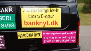 JYSKE BANKs SVINDEL / FRAUD - CALL / OPRÅB :-) Can the bank director CEO Anders Dam not understand We only want to talk with the bank, JYSKE BANK And find a solution, so we can get our life back We are talking about The last 10 years, the bank provisionally has deceived us. The Danish bank took 10 years from us. :-) Please talk to us #AndersChristianDam Rather than continue deceive us With a false interest rate swap, for a loan that has not never existed We write, and write, and write, while the bank continues the very deliberate fraud which the entire Group Board is aware of. :-) :-) A case that is so inflamed, that not even the Danish press does dare comment on it. do you think that there is something about what we are writing about. Would you ask the bank management Jyske Bank Link to the bank further down Why they will not answer their customer And deliver a copy of the loan, 4.328.000 DKK as the bank claiming the customer has borrowed i Nykredit As the Danish Bank changes interest rates, for the last 10 years, Actually since January 1, 2009 - Now the customer discovered and informed the Jyske Bank Jyske 3-bold Bank May 2016 that there was no loan taken. We are talking about fraud for millions, against just one customer :-) :-) Where do you come into contact with a fraudster who just does not want to stop deceiving you Have tried for over 2 years. DO YOU HAVE A SUGGESTION :-) from www.banknyt.dk Startede i jyske bank Helsingør I.L Tvedes Vej 7. 3000 Helsingør Dagblad Godt hjulpet af jyske bank medlemmer eller ansatte på Vesterbro, Vesterbrogade 9. Men godt assisteret af jyske bank hoved kontor i Silkeborg Vestergade Hvor koncern ledelsen / bestyrelsen ved Anders Christian Dam nu hjælper til med at dette svindel fortsætter Jyske Banks advokater som lyver for retten Tilbød 2-11-2016 forligs møde Men med den agenda at ville lave en rente bytte på et andet lån, for at sløre svindlen. ------------ Journalist Press just ask Danish Bank Jyske bank why the bank does not admit fraud And start to apologize all crimes. https://www.jyskebank.dk/kontakt/afdelingsinfo?departmentid=11660 :-) #Journalist #Press When the Danish banks deceive their customers a case of fraud in Danish banks against customers :-( :-( when the #danish #banks as #jyskebank are making fraud And the gang leader, controls the bank's fraud. :-( Anders Dam Bank's CEO refuses to quit. So it only shows how criminal the Danish jyske bank is. :-) Do not trust the #JyskeBank they are #lying constantly, when the bank cheats you The fraud that is #organized through by 3 departments, and many members of the organization JYSKE BANK :-( The Danish bank jyske bank is a criminal offense, Follow the case in Danish law BS 99-698/2015 :-) :-) Thanks to all of you we meet on the road. Which gives us your full support to the fight against the Danish fraud bank. JYSKE BANK :-) :-) Please ask the bank, jyske bank if we have raised a loan of DKK 4.328.000 In Danish bank nykredit. as the bank writes to their customer who is ill after a brain bleeding - As the bank is facing Danish courts and claim is a loan behind the interest rate swap The swsp Jyske Bank itself made 16-07-2008 https://facebook.com/JyskeBank.dk/photos/a.1468232419878888.1073741869.1045397795495688/1468234663211997/?type=3&source=54&ref=page_internal :-( contact the bank here https://www.jyskebank.dk/omjyskebank/organisation/koncernledergruppe - Also ask about date and evidence that the loan offer has been withdrawn in due time before expiry :-) :-) And ask for the prompt contact to Nykredit Denmark And ask why (new credit bank) Nykredit, first would answer the question, after nykredit received a subpoena, to speak true. - Even at a meeting Nykredit refused to sign anything. Not to provide evidence against Jyske Bank for fraud - But after several letters admit Nykredit Bank on writing - There is no loan of 4.328.000 kr https://facebook.com/JyskeBank.dk/photos/a.1051107938258007.1073741840.1045397795495688/1344678722234259/?type=3&source=54&ref=page_internal :-( :-( So nothing to change interest rates https://facebook.com/JyskeBank.dk/photos/a.1045554925479975.1073741831.1045397795495688/1045554998813301/?type=3&source=54&ref=page_internal Thus admit Nykredit Bank that their friends in Jyske Bank are making fraud against Danish customers :-( :-( :-( Today June 29th claims Jyske Bank that a loan of DKK 4.328.000 Has been reduced to DKK 2.927.634 and raised interest rates DKK 81.182 https://facebook.com/JyskeBank.dk/photos/a.1046306905404777.1073741835.1045397795495688/1755579747810819/?type=3&source=54 :-) :-) Group management jyske bank know, at least since May 2016 There is no loan of 4.328.000 DKK And that has never existed. And the ceo is conscious about the fraud against the bank's customer :-) Nevertheless, the bank continues the fraud But now with the Group's Board of Directors knowledge and approval :-) The bank will not respond to anything Do you want to investigate the fraud case as a journalist? :-( :-( Fraud that the bank jyske bank has committed, over the past 10 years. :-) :-) https://facebook.com/story.php?story_fbid=10217380674608165&id=1213101334&ref=bookmarks Will make it better, when we share timeline, with link to Appendix :-) www.banknyt.dk /-----------/ #ANDERSDAM I SPIDSEN AF DEN STORE DANSKE NOK SMÅ #KRIMINELLE #BANK #JYSKEBANK Godt hjulpet af #Les www.les.dk #LundElmerSandager #Advokater :-) #JYSKE BANK BLEV OPDAGET / TAGET I AT LAVE #MANDATSVIG #BEDRAGERI #DOKUMENTFALSK #UDNYTTELSE #SVIG #FALSK :-) Banken skriver i fundamentet at jyskebank er #TROVÆRDIG #HÆDERLIG #ÆRLIG DET ER DET VI SKAL OPKLARE I DENNE HER SAG. :-) Offer spørger flere gange om jyske bank har nogle kommentar eller rettelser til www.banknyt.dk og opslag Jyske bank svare slet ikke :-) :-) We are still talking about 10 years of fraud Follow the case in Danish court Denmark Viborg BS 99-698/2015 :-) :-) Link to the bank's management jyske bank ask them please If we have borrowed DKK 4.328.000 as offered on May 20, 2008 in Nykredit The bank still take interest on this alleged loan in the 10th year. and refuses to answer anything :-) :-) Funny enough for all that loan is not existing just ask jyske bank why the bank does not admit fraud And start to apologize all crimes. https://www.jyskebank.dk/kontakt/afdelingsinfo?departmentid=11660 #Bank #AnderChristianDam #Financial #News #Press #Share #Pol #Recommendation #Sale #Firesale #AndersDam #JyskeBank #ATP #PFA #MortenUlrikGade #PhilipBaruch #LES #GF #BirgitBushThuesen #LundElmerSandager #Nykredit #MetteEgholmNielsen #Loan #Fraud #CasperDamOlsen #NicolaiHansen #gangcrimes #crimes :-) just ask jyske bank why the bank does not admit fraud And start to apologize all crimes. https://www.jyskebank.dk/kontakt/afdelingsinfo?departmentid=11660 #Koncernledelse #jyskebank #Koncernbestyrelsen #SvenBuhrkall #KurtBligaardPedersen #RinaAsmussen #PhilipBaruch #JensABorup #KeldNorup #ChristinaLykkeMunk #HaggaiKunisch #MarianneLillevang #Koncerndirektionen #AndersDam #LeifFLarsen #NielsErikJakobsen #PerSkovhus #PeterSchleidt / IMG_20180711_161823796