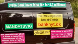 JYSKE BANKs SVINDEL / FRAUD - CALL / OPRÅB :-) Can the bank director CEO Anders Dam not understand We only want to talk with the bank, JYSKE BANK And find a solution, so we can get our life back We are talking about The last 10 years, the bank provisionally has deceived us. The Danish bank took 10 years from us. :-) Please talk to us #AndersChristianDam Rather than continue deceive us With a false interest rate swap, for a loan that has not never existed We write, and write, and write, while the bank continues the very deliberate fraud which the entire Group Board is aware of. :-) :-) A case that is so inflamed, that not even the Danish press does dare comment on it. do you think that there is something about what we are writing about. Would you ask the bank management Jyske Bank Link to the bank further down Why they will not answer their customer And deliver a copy of the loan, 4.328.000 DKK as the bank claiming the customer has borrowed i Nykredit As the Danish Bank changes interest rates, for the last 10 years, Actually since January 1, 2009 - Now the customer discovered and informed the Jyske Bank Jyske 3-bold Bank May 2016 that there was no loan taken. We are talking about fraud for millions, against just one customer :-) :-) Where do you come into contact with a fraudster who just does not want to stop deceiving you Have tried for over 2 years. DO YOU HAVE A SUGGESTION :-) from www.banknyt.dk Startede i jyske bank Helsingør I.L Tvedes Vej 7. 3000 Helsingør Dagblad Godt hjulpet af jyske bank medlemmer eller ansatte på Vesterbro, Vesterbrogade 9. Men godt assisteret af jyske bank hoved kontor i Silkeborg Vestergade Hvor koncern ledelsen / bestyrelsen ved Anders Christian Dam nu hjælper til med at dette svindel fortsætter Jyske Banks advokater som lyver for retten Tilbød 2-11-2016 forligs møde Men med den agenda at ville lave en rente bytte på et andet lån, for at sløre svindlen. ------------ Journalist Press just ask Danish Bank Jyske bank why the bank does not admit fraud And start to apologize all crimes. https://www.jyskebank.dk/kontakt/afdelingsinfo?departmentid=11660 :-) #Journalist #Press When the Danish banks deceive their customers a case of fraud in Danish banks against customers :-( :-( when the #danish #banks as #jyskebank are making fraud And the gang leader, controls the bank's fraud. :-( Anders Dam Bank's CEO refuses to quit. So it only shows how criminal the Danish jyske bank is. :-) Do not trust the #JyskeBank they are #lying constantly, when the bank cheats you The fraud that is #organized through by 3 departments, and many members of the organization JYSKE BANK :-( The Danish bank jyske bank is a criminal offense, Follow the case in Danish law BS 99-698/2015 :-) :-) Thanks to all of you we meet on the road. Which gives us your full support to the fight against the Danish fraud bank. JYSKE BANK :-) :-) Please ask the bank, jyske bank if we have raised a loan of DKK 4.328.000 In Danish bank nykredit. as the bank writes to their customer who is ill after a brain bleeding - As the bank is facing Danish courts and claim is a loan behind the interest rate swap The swsp Jyske Bank itself made 16-07-2008 https://facebook.com/JyskeBank.dk/photos/a.1468232419878888.1073741869.1045397795495688/1468234663211997/?type=3&source=54&ref=page_internal :-( contact the bank here https://www.jyskebank.dk/omjyskebank/organisation/koncernledergruppe - Also ask about date and evidence that the loan offer has been withdrawn in due time before expiry :-) :-) And ask for the prompt contact to Nykredit Denmark And ask why (new credit bank) Nykredit, first would answer the question, after nykredit received a subpoena, to speak true. - Even at a meeting Nykredit refused to sign anything. Not to provide evidence against Jyske Bank for fraud - But after several letters admit Nykredit Bank on writing - There is no loan of 4.328.000 kr https://facebook.com/JyskeBank.dk/photos/a.1051107938258007.1073741840.1045397795495688/1344678722234259/?type=3&source=54&ref=page_internal :-( :-( So nothing to change interest rates https://facebook.com/JyskeBank.dk/photos/a.1045554925479975.1073741831.1045397795495688/1045554998813301/?type=3&source=54&ref=page_internal Thus admit Nykredit Bank that their friends in Jyske Bank are making fraud against Danish customers :-( :-( :-( Today June 29th claims Jyske Bank that a loan of DKK 4.328.000 Has been reduced to DKK 2.927.634 and raised interest rates DKK 81.182 https://facebook.com/JyskeBank.dk/photos/a.1046306905404777.1073741835.1045397795495688/1755579747810819/?type=3&source=54 :-) :-) Group management jyske bank know, at least since May 2016 There is no loan of 4.328.000 DKK And that has never existed. And the ceo is conscious about the fraud against the bank's customer :-) Nevertheless, the bank continues the fraud But now with the Group's Board of Directors knowledge and approval :-) The bank will not respond to anything Do you want to investigate the fraud case as a journalist? :-( :-( Fraud that the bank jyske bank has committed, over the past 10 years. :-) :-) https://facebook.com/story.php?story_fbid=10217380674608165&id=1213101334&ref=bookmarks Will make it better, when we share timeline, with link to Appendix :-) www.banknyt.dk /-----------/ #ANDERSDAM I SPIDSEN AF DEN STORE DANSKE NOK SMÅ #KRIMINELLE #BANK #JYSKEBANK Godt hjulpet af #Les www.les.dk #LundElmerSandager #Advokater :-) #JYSKE BANK BLEV OPDAGET / TAGET I AT LAVE #MANDATSVIG #BEDRAGERI #DOKUMENTFALSK #UDNYTTELSE #SVIG #FALSK :-) Banken skriver i fundamentet at jyskebank er #TROVÆRDIG #HÆDERLIG #ÆRLIG DET ER DET VI SKAL OPKLARE I DENNE HER SAG. :-) Offer spørger flere gange om jyske bank har nogle kommentar eller rettelser til www.banknyt.dk og opslag Jyske bank svare slet ikke :-) :-) We are still talking about 10 years of fraud Follow the case in Danish court Denmark Viborg BS 99-698/2015 :-) :-) Link to the bank's management jyske bank ask them please If we have borrowed DKK 4.328.000 as offered on May 20, 2008 in Nykredit The bank still take interest on this alleged loan in the 10th year. and refuses to answer anything :-) :-) Funny enough for all that loan is not existing just ask jyske bank why the bank does not admit fraud And start to apologize all crimes. https://www.jyskebank.dk/kontakt/afdelingsinfo?departmentid=11660 #Bank #AnderChristianDam #Financial #News #Press #Share #Pol #Recommendation #Sale #Firesale #AndersDam #JyskeBank #ATP #PFA #MortenUlrikGade #PhilipBaruch #LES #GF #BirgitBushThuesen #LundElmerSandager #Nykredit #MetteEgholmNielsen #Loan #Fraud #CasperDamOlsen #NicolaiHansen #gangcrimes #crimes :-) just ask jyske bank why the bank does not admit fraud And start to apologize all crimes. https://www.jyskebank.dk/kontakt/afdelingsinfo?departmentid=11660 #Koncernledelse #jyskebank #Koncernbestyrelsen #SvenBuhrkall #KurtBligaardPedersen #RinaAsmussen #PhilipBaruch #JensABorup #KeldNorup #ChristinaLykkeMunk #HaggaiKunisch #MarianneLillevang #Koncerndirektionen #AndersDam #LeifFLarsen #NielsErikJakobsen #PerSkovhus #PeterSchleidt / IMG_20180711_162328221_HDR