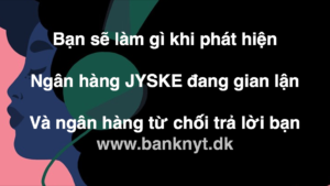 JYSKE BANKs SVINDEL / FRAUD - CALL / OPRÅB :-) Can the bank director CEO Anders Dam not understand We only want to talk with the bank, JYSKE BANK And find a solution, so we can get our life back We are talking about The last 10 years, the bank provisionally has deceived us. The Danish bank took 10 years from us. :-) Please talk to us #AndersChristianDam Rather than continue deceive us With a false interest rate swap, for a loan that has not never existed We write, and write, and write, while the bank continues the very deliberate fraud which the entire Group Board is aware of. :-) :-) A case that is so inflamed, that not even the Danish press does dare comment on it. do you think that there is something about what we are writing about. Would you ask the bank management Jyske Bank Link to the bank further down Why they will not answer their customer And deliver a copy of the loan, 4.328.000 DKK as the bank claiming the customer has borrowed i Nykredit As the Danish Bank changes interest rates, for the last 10 years, Actually since January 1, 2009 - Now the customer discovered and informed the Jyske Bank Jyske 3-bold Bank May 2016 that there was no loan taken. We are talking about fraud for millions, against just one customer :-) :-) Where do you come into contact with a fraudster who just does not want to stop deceiving you Have tried for over 2 years. DO YOU HAVE A SUGGESTION :-) from www.banknyt.dk Startede i jyske bank Helsingør I.L Tvedes Vej 7. 3000 Helsingør Dagblad Godt hjulpet af jyske bank medlemmer eller ansatte på Vesterbro, Vesterbrogade 9. Men godt assisteret af jyske bank hoved kontor i Silkeborg Vestergade Hvor koncern ledelsen / bestyrelsen ved Anders Christian Dam nu hjælper til med at dette svindel fortsætter Jyske Banks advokater som lyver for retten Tilbød 2-11-2016 forligs møde Men med den agenda at ville lave en rente bytte på et andet lån, for at sløre svindlen. ------------ Journalist Press just ask Danish Bank Jyske bank why the bank does not admit fraud And start to apologize all crimes. https://www.jyskebank.dk/kontakt/afdelingsinfo?departmentid=11660 :-) #Journalist #Press When the Danish banks deceive their customers a case of fraud in Danish banks against customers :-( :-( when the #danish #banks as #jyskebank are making fraud And the gang leader, controls the bank's fraud. :-( Anders Dam Bank's CEO refuses to quit. So it only shows how criminal the Danish jyske bank is. :-) Do not trust the #JyskeBank they are #lying constantly, when the bank cheats you The fraud that is #organized through by 3 departments, and many members of the organization JYSKE BANK :-( The Danish bank jyske bank is a criminal offense, Follow the case in Danish law BS 99-698/2015 :-) :-) Thanks to all of you we meet on the road. Which gives us your full support to the fight against the Danish fraud bank. JYSKE BANK :-) :-) Please ask the bank, jyske bank if we have raised a loan of DKK 4.328.000 In Danish bank nykredit. as the bank writes to their customer who is ill after a brain bleeding - As the bank is facing Danish courts and claim is a loan behind the interest rate swap The swsp Jyske Bank itself made 16-07-2008 https://facebook.com/JyskeBank.dk/photos/a.1468232419878888.1073741869.1045397795495688/1468234663211997/?type=3&source=54&ref=page_internal :-( contact the bank here https://www.jyskebank.dk/omjyskebank/organisation/koncernledergruppe - Also ask about date and evidence that the loan offer has been withdrawn in due time before expiry :-) :-) And ask for the prompt contact to Nykredit Denmark And ask why (new credit bank) Nykredit, first would answer the question, after nykredit received a subpoena, to speak true. - Even at a meeting Nykredit refused to sign anything. Not to provide evidence against Jyske Bank for fraud - But after several letters admit Nykredit Bank on writing - There is no loan of 4.328.000 kr https://facebook.com/JyskeBank.dk/photos/a.1051107938258007.1073741840.1045397795495688/1344678722234259/?type=3&source=54&ref=page_internal :-( :-( So nothing to change interest rates https://facebook.com/JyskeBank.dk/photos/a.1045554925479975.1073741831.1045397795495688/1045554998813301/?type=3&source=54&ref=page_internal Thus admit Nykredit Bank that their friends in Jyske Bank are making fraud against Danish customers :-( :-( :-( Today June 29th claims Jyske Bank that a loan of DKK 4.328.000 Has been reduced to DKK 2.927.634 and raised interest rates DKK 81.182 https://facebook.com/JyskeBank.dk/photos/a.1046306905404777.1073741835.1045397795495688/1755579747810819/?type=3&source=54 :-) :-) Group management jyske bank know, at least since May 2016 There is no loan of 4.328.000 DKK And that has never existed. And the ceo is conscious about the fraud against the bank's customer :-) Nevertheless, the bank continues the fraud But now with the Group's Board of Directors knowledge and approval :-) The bank will not respond to anything Do you want to investigate the fraud case as a journalist? :-( :-( Fraud that the bank jyske bank has committed, over the past 10 years. :-) :-) https://facebook.com/story.php?story_fbid=10217380674608165&id=1213101334&ref=bookmarks Will make it better, when we share timeline, with link to Appendix :-) www.banknyt.dk /-----------/ #ANDERSDAM I SPIDSEN AF DEN STORE DANSKE NOK SMÅ #KRIMINELLE #BANK #JYSKEBANK Godt hjulpet af #Les www.les.dk #LundElmerSandager #Advokater :-) #JYSKE BANK BLEV OPDAGET / TAGET I AT LAVE #MANDATSVIG #BEDRAGERI #DOKUMENTFALSK #UDNYTTELSE #SVIG #FALSK :-) Banken skriver i fundamentet at jyskebank er #TROVÆRDIG #HÆDERLIG #ÆRLIG DET ER DET VI SKAL OPKLARE I DENNE HER SAG. :-) Offer spørger flere gange om jyske bank har nogle kommentar eller rettelser til www.banknyt.dk og opslag Jyske bank svare slet ikke :-) :-) We are still talking about 10 years of fraud Follow the case in Danish court Denmark Viborg BS 99-698/2015 :-) :-) Link to the bank's management jyske bank ask them please If we have borrowed DKK 4.328.000 as offered on May 20, 2008 in Nykredit The bank still take interest on this alleged loan in the 10th year. and refuses to answer anything :-) :-) Funny enough for all that loan is not existing just ask jyske bank why the bank does not admit fraud And start to apologize all crimes. https://www.jyskebank.dk/kontakt/afdelingsinfo?departmentid=11660 #Bank #AnderChristianDam #Financial #News #Press #Share #Pol #Recommendation #Sale #Firesale #AndersDam #JyskeBank #ATP #PFA #MortenUlrikGade #PhilipBaruch #LES #GF #BirgitBushThuesen #LundElmerSandager #Nykredit #MetteEgholmNielsen #Loan #Fraud #CasperDamOlsen #NicolaiHansen #gangcrimes #crimes :-) just ask jyske bank why the bank does not admit fraud And start to apologize all crimes. https://www.jyskebank.dk/kontakt/afdelingsinfo?departmentid=11660 #Koncernledelse #jyskebank #Koncernbestyrelsen #SvenBuhrkall #KurtBligaardPedersen #RinaAsmussen #PhilipBaruch #JensABorup #KeldNorup #ChristinaLykkeMunk #HaggaiKunisch #MarianneLillevang #Koncerndirektionen #AndersDam #LeifFLarsen #NielsErikJakobsen #PerSkovhus #PeterSchleidt / IMG_2526