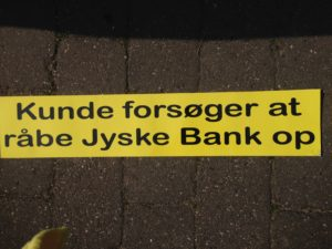 JYSKE BANKs SVINDEL / FRAUD - CALL / OPRÅB :-) Can the bank director CEO Anders Dam not understand We only want to talk with the bank, JYSKE BANK And find a solution, so we can get our life back We are talking about The last 10 years, the bank provisionally has deceived us. The Danish bank took 10 years from us. :-) Please talk to us #AndersChristianDam Rather than continue deceive us With a false interest rate swap, for a loan that has not never existed We write, and write, and write, while the bank continues the very deliberate fraud which the entire Group Board is aware of. :-) :-) A case that is so inflamed, that not even the Danish press does dare comment on it. do you think that there is something about what we are writing about. Would you ask the bank management Jyske Bank Link to the bank further down Why they will not answer their customer And deliver a copy of the loan, 4.328.000 DKK as the bank claiming the customer has borrowed i Nykredit As the Danish Bank changes interest rates, for the last 10 years, Actually since January 1, 2009 - Now the customer discovered and informed the Jyske Bank Jyske 3-bold Bank May 2016 that there was no loan taken. We are talking about fraud for millions, against just one customer :-) :-) Where do you come into contact with a fraudster who just does not want to stop deceiving you Have tried for over 2 years. DO YOU HAVE A SUGGESTION :-) from www.banknyt.dk Startede i jyske bank Helsingør I.L Tvedes Vej 7. 3000 Helsingør Dagblad Godt hjulpet af jyske bank medlemmer eller ansatte på Vesterbro, Vesterbrogade 9. Men godt assisteret af jyske bank hoved kontor i Silkeborg Vestergade Hvor koncern ledelsen / bestyrelsen ved Anders Christian Dam nu hjælper til med at dette svindel fortsætter Jyske Banks advokater som lyver for retten Tilbød 2-11-2016 forligs møde Men med den agenda at ville lave en rente bytte på et andet lån, for at sløre svindlen. ------------ Journalist Press just ask Danish Bank Jyske bank why the bank does not admit fraud And start to apologize all crimes. https://www.jyskebank.dk/kontakt/afdelingsinfo?departmentid=11660 :-) #Journalist #Press When the Danish banks deceive their customers a case of fraud in Danish banks against customers :-( :-( when the #danish #banks as #jyskebank are making fraud And the gang leader, controls the bank's fraud. :-( Anders Dam Bank's CEO refuses to quit. So it only shows how criminal the Danish jyske bank is. :-) Do not trust the #JyskeBank they are #lying constantly, when the bank cheats you The fraud that is #organized through by 3 departments, and many members of the organization JYSKE BANK :-( The Danish bank jyske bank is a criminal offense, Follow the case in Danish law BS 99-698/2015 :-) :-) Thanks to all of you we meet on the road. Which gives us your full support to the fight against the Danish fraud bank. JYSKE BANK :-) :-) Please ask the bank, jyske bank if we have raised a loan of DKK 4.328.000 In Danish bank nykredit. as the bank writes to their customer who is ill after a brain bleeding - As the bank is facing Danish courts and claim is a loan behind the interest rate swap The swsp Jyske Bank itself made 16-07-2008 https://facebook.com/JyskeBank.dk/photos/a.1468232419878888.1073741869.1045397795495688/1468234663211997/?type=3&source=54&ref=page_internal :-( contact the bank here https://www.jyskebank.dk/omjyskebank/organisation/koncernledergruppe - Also ask about date and evidence that the loan offer has been withdrawn in due time before expiry :-) :-) And ask for the prompt contact to Nykredit Denmark And ask why (new credit bank) Nykredit, first would answer the question, after nykredit received a subpoena, to speak true. - Even at a meeting Nykredit refused to sign anything. Not to provide evidence against Jyske Bank for fraud - But after several letters admit Nykredit Bank on writing - There is no loan of 4.328.000 kr https://facebook.com/JyskeBank.dk/photos/a.1051107938258007.1073741840.1045397795495688/1344678722234259/?type=3&source=54&ref=page_internal :-( :-( So nothing to change interest rates https://facebook.com/JyskeBank.dk/photos/a.1045554925479975.1073741831.1045397795495688/1045554998813301/?type=3&source=54&ref=page_internal Thus admit Nykredit Bank that their friends in Jyske Bank are making fraud against Danish customers :-( :-( :-( Today June 29th claims Jyske Bank that a loan of DKK 4.328.000 Has been reduced to DKK 2.927.634 and raised interest rates DKK 81.182 https://facebook.com/JyskeBank.dk/photos/a.1046306905404777.1073741835.1045397795495688/1755579747810819/?type=3&source=54 :-) :-) Group management jyske bank know, at least since May 2016 There is no loan of 4.328.000 DKK And that has never existed. And the ceo is conscious about the fraud against the bank's customer :-) Nevertheless, the bank continues the fraud But now with the Group's Board of Directors knowledge and approval :-) The bank will not respond to anything Do you want to investigate the fraud case as a journalist? :-( :-( Fraud that the bank jyske bank has committed, over the past 10 years. :-) :-) https://facebook.com/story.php?story_fbid=10217380674608165&id=1213101334&ref=bookmarks Will make it better, when we share timeline, with link to Appendix :-) www.banknyt.dk /-----------/ #ANDERSDAM I SPIDSEN AF DEN STORE DANSKE NOK SMÅ #KRIMINELLE #BANK #JYSKEBANK Godt hjulpet af #Les www.les.dk #LundElmerSandager #Advokater :-) #JYSKE BANK BLEV OPDAGET / TAGET I AT LAVE #MANDATSVIG #BEDRAGERI #DOKUMENTFALSK #UDNYTTELSE #SVIG #FALSK :-) Banken skriver i fundamentet at jyskebank er #TROVÆRDIG #HÆDERLIG #ÆRLIG DET ER DET VI SKAL OPKLARE I DENNE HER SAG. :-) Offer spørger flere gange om jyske bank har nogle kommentar eller rettelser til www.banknyt.dk og opslag Jyske bank svare slet ikke :-) :-) We are still talking about 10 years of fraud Follow the case in Danish court Denmark Viborg BS 99-698/2015 :-) :-) Link to the bank's management jyske bank ask them please If we have borrowed DKK 4.328.000 as offered on May 20, 2008 in Nykredit The bank still take interest on this alleged loan in the 10th year. and refuses to answer anything :-) :-) Funny enough for all that loan is not existing just ask jyske bank why the bank does not admit fraud And start to apologize all crimes. https://www.jyskebank.dk/kontakt/afdelingsinfo?departmentid=11660 #Bank #AnderChristianDam #Financial #News #Press #Share #Pol #Recommendation #Sale #Firesale #AndersDam #JyskeBank #ATP #PFA #MortenUlrikGade #PhilipBaruch #LES #GF #BirgitBushThuesen #LundElmerSandager #Nykredit #MetteEgholmNielsen #Loan #Fraud #CasperDamOlsen #NicolaiHansen #gangcrimes #crimes :-) just ask jyske bank why the bank does not admit fraud And start to apologize all crimes. https://www.jyskebank.dk/kontakt/afdelingsinfo?departmentid=11660 #Koncernledelse #jyskebank #Koncernbestyrelsen #SvenBuhrkall #KurtBligaardPedersen #RinaAsmussen #PhilipBaruch #JensABorup #KeldNorup #ChristinaLykkeMunk #HaggaiKunisch #MarianneLillevang #Koncerndirektionen #AndersDam #LeifFLarsen #NielsErikJakobsen #PerSkovhus #PeterSchleidt / IMG_2596