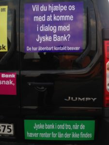JYSKE BANKs SVINDEL / FRAUD - CALL / OPRÅB :-) Can the bank director CEO Anders Dam not understand We only want to talk with the bank, JYSKE BANK And find a solution, so we can get our life back We are talking about The last 10 years, the bank provisionally has deceived us. The Danish bank took 10 years from us. :-) Please talk to us #AndersChristianDam Rather than continue deceive us With a false interest rate swap, for a loan that has not never existed We write, and write, and write, while the bank continues the very deliberate fraud which the entire Group Board is aware of. :-) :-) A case that is so inflamed, that not even the Danish press does dare comment on it. do you think that there is something about what we are writing about. Would you ask the bank management Jyske Bank Link to the bank further down Why they will not answer their customer And deliver a copy of the loan, 4.328.000 DKK as the bank claiming the customer has borrowed i Nykredit As the Danish Bank changes interest rates, for the last 10 years, Actually since January 1, 2009 - Now the customer discovered and informed the Jyske Bank Jyske 3-bold Bank May 2016 that there was no loan taken. We are talking about fraud for millions, against just one customer :-) :-) Where do you come into contact with a fraudster who just does not want to stop deceiving you Have tried for over 2 years. DO YOU HAVE A SUGGESTION :-) from www.banknyt.dk Startede i jyske bank Helsingør I.L Tvedes Vej 7. 3000 Helsingør Dagblad Godt hjulpet af jyske bank medlemmer eller ansatte på Vesterbro, Vesterbrogade 9. Men godt assisteret af jyske bank hoved kontor i Silkeborg Vestergade Hvor koncern ledelsen / bestyrelsen ved Anders Christian Dam nu hjælper til med at dette svindel fortsætter Jyske Banks advokater som lyver for retten Tilbød 2-11-2016 forligs møde Men med den agenda at ville lave en rente bytte på et andet lån, for at sløre svindlen. ------------ Journalist Press just ask Danish Bank Jyske bank why the bank does not admit fraud And start to apologize all crimes. https://www.jyskebank.dk/kontakt/afdelingsinfo?departmentid=11660 :-) #Journalist #Press When the Danish banks deceive their customers a case of fraud in Danish banks against customers :-( :-( when the #danish #banks as #jyskebank are making fraud And the gang leader, controls the bank's fraud. :-( Anders Dam Bank's CEO refuses to quit. So it only shows how criminal the Danish jyske bank is. :-) Do not trust the #JyskeBank they are #lying constantly, when the bank cheats you The fraud that is #organized through by 3 departments, and many members of the organization JYSKE BANK :-( The Danish bank jyske bank is a criminal offense, Follow the case in Danish law BS 99-698/2015 :-) :-) Thanks to all of you we meet on the road. Which gives us your full support to the fight against the Danish fraud bank. JYSKE BANK :-) :-) Please ask the bank, jyske bank if we have raised a loan of DKK 4.328.000 In Danish bank nykredit. as the bank writes to their customer who is ill after a brain bleeding - As the bank is facing Danish courts and claim is a loan behind the interest rate swap The swsp Jyske Bank itself made 16-07-2008 https://facebook.com/JyskeBank.dk/photos/a.1468232419878888.1073741869.1045397795495688/1468234663211997/?type=3&source=54&ref=page_internal :-( contact the bank here https://www.jyskebank.dk/omjyskebank/organisation/koncernledergruppe - Also ask about date and evidence that the loan offer has been withdrawn in due time before expiry :-) :-) And ask for the prompt contact to Nykredit Denmark And ask why (new credit bank) Nykredit, first would answer the question, after nykredit received a subpoena, to speak true. - Even at a meeting Nykredit refused to sign anything. Not to provide evidence against Jyske Bank for fraud - But after several letters admit Nykredit Bank on writing - There is no loan of 4.328.000 kr https://facebook.com/JyskeBank.dk/photos/a.1051107938258007.1073741840.1045397795495688/1344678722234259/?type=3&source=54&ref=page_internal :-( :-( So nothing to change interest rates https://facebook.com/JyskeBank.dk/photos/a.1045554925479975.1073741831.1045397795495688/1045554998813301/?type=3&source=54&ref=page_internal Thus admit Nykredit Bank that their friends in Jyske Bank are making fraud against Danish customers :-( :-( :-( Today June 29th claims Jyske Bank that a loan of DKK 4.328.000 Has been reduced to DKK 2.927.634 and raised interest rates DKK 81.182 https://facebook.com/JyskeBank.dk/photos/a.1046306905404777.1073741835.1045397795495688/1755579747810819/?type=3&source=54 :-) :-) Group management jyske bank know, at least since May 2016 There is no loan of 4.328.000 DKK And that has never existed. And the ceo is conscious about the fraud against the bank's customer :-) Nevertheless, the bank continues the fraud But now with the Group's Board of Directors knowledge and approval :-) The bank will not respond to anything Do you want to investigate the fraud case as a journalist? :-( :-( Fraud that the bank jyske bank has committed, over the past 10 years. :-) :-) https://facebook.com/story.php?story_fbid=10217380674608165&id=1213101334&ref=bookmarks Will make it better, when we share timeline, with link to Appendix :-) www.banknyt.dk /-----------/ #ANDERSDAM I SPIDSEN AF DEN STORE DANSKE NOK SMÅ #KRIMINELLE #BANK #JYSKEBANK Godt hjulpet af #Les www.les.dk #LundElmerSandager #Advokater :-) #JYSKE BANK BLEV OPDAGET / TAGET I AT LAVE #MANDATSVIG #BEDRAGERI #DOKUMENTFALSK #UDNYTTELSE #SVIG #FALSK :-) Banken skriver i fundamentet at jyskebank er #TROVÆRDIG #HÆDERLIG #ÆRLIG DET ER DET VI SKAL OPKLARE I DENNE HER SAG. :-) Offer spørger flere gange om jyske bank har nogle kommentar eller rettelser til www.banknyt.dk og opslag Jyske bank svare slet ikke :-) :-) We are still talking about 10 years of fraud Follow the case in Danish court Denmark Viborg BS 99-698/2015 :-) :-) Link to the bank's management jyske bank ask them please If we have borrowed DKK 4.328.000 as offered on May 20, 2008 in Nykredit The bank still take interest on this alleged loan in the 10th year. and refuses to answer anything :-) :-) Funny enough for all that loan is not existing just ask jyske bank why the bank does not admit fraud And start to apologize all crimes. https://www.jyskebank.dk/kontakt/afdelingsinfo?departmentid=11660 #Bank #AnderChristianDam #Financial #News #Press #Share #Pol #Recommendation #Sale #Firesale #AndersDam #JyskeBank #ATP #PFA #MortenUlrikGade #PhilipBaruch #LES #GF #BirgitBushThuesen #LundElmerSandager #Nykredit #MetteEgholmNielsen #Loan #Fraud #CasperDamOlsen #NicolaiHansen #gangcrimes #crimes :-) just ask jyske bank why the bank does not admit fraud And start to apologize all crimes. https://www.jyskebank.dk/kontakt/afdelingsinfo?departmentid=11660 #Koncernledelse #jyskebank #Koncernbestyrelsen #SvenBuhrkall #KurtBligaardPedersen #RinaAsmussen #PhilipBaruch #JensABorup #KeldNorup #ChristinaLykkeMunk #HaggaiKunisch #MarianneLillevang #Koncerndirektionen #AndersDam #LeifFLarsen #NielsErikJakobsen #PerSkovhus #PeterSchleidt / IMG_2622