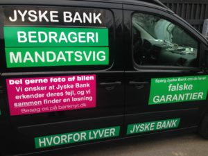 JYSKE BANKs SVINDEL / FRAUD - CALL / OPRÅB :-) Can the bank director CEO Anders Dam not understand We only want to talk with the bank, JYSKE BANK And find a solution, so we can get our life back We are talking about The last 10 years, the bank provisionally has deceived us. The Danish bank took 10 years from us. :-) Please talk to us #AndersChristianDam Rather than continue deceive us With a false interest rate swap, for a loan that has not never existed We write, and write, and write, while the bank continues the very deliberate fraud which the entire Group Board is aware of. :-) :-) A case that is so inflamed, that not even the Danish press does dare comment on it. do you think that there is something about what we are writing about. Would you ask the bank management Jyske Bank Link to the bank further down Why they will not answer their customer And deliver a copy of the loan, 4.328.000 DKK as the bank claiming the customer has borrowed i Nykredit As the Danish Bank changes interest rates, for the last 10 years, Actually since January 1, 2009 - Now the customer discovered and informed the Jyske Bank Jyske 3-bold Bank May 2016 that there was no loan taken. We are talking about fraud for millions, against just one customer :-) :-) Where do you come into contact with a fraudster who just does not want to stop deceiving you Have tried for over 2 years. DO YOU HAVE A SUGGESTION :-) from www.banknyt.dk Startede i jyske bank Helsingør I.L Tvedes Vej 7. 3000 Helsingør Dagblad Godt hjulpet af jyske bank medlemmer eller ansatte på Vesterbro, Vesterbrogade 9. Men godt assisteret af jyske bank hoved kontor i Silkeborg Vestergade Hvor koncern ledelsen / bestyrelsen ved Anders Christian Dam nu hjælper til med at dette svindel fortsætter Jyske Banks advokater som lyver for retten Tilbød 2-11-2016 forligs møde Men med den agenda at ville lave en rente bytte på et andet lån, for at sløre svindlen. ------------ Journalist Press just ask Danish Bank Jyske bank why the bank does not admit fraud And start to apologize all crimes. https://www.jyskebank.dk/kontakt/afdelingsinfo?departmentid=11660 :-) #Journalist #Press When the Danish banks deceive their customers a case of fraud in Danish banks against customers :-( :-( when the #danish #banks as #jyskebank are making fraud And the gang leader, controls the bank's fraud. :-( Anders Dam Bank's CEO refuses to quit. So it only shows how criminal the Danish jyske bank is. :-) Do not trust the #JyskeBank they are #lying constantly, when the bank cheats you The fraud that is #organized through by 3 departments, and many members of the organization JYSKE BANK :-( The Danish bank jyske bank is a criminal offense, Follow the case in Danish law BS 99-698/2015 :-) :-) Thanks to all of you we meet on the road. Which gives us your full support to the fight against the Danish fraud bank. JYSKE BANK :-) :-) Please ask the bank, jyske bank if we have raised a loan of DKK 4.328.000 In Danish bank nykredit. as the bank writes to their customer who is ill after a brain bleeding - As the bank is facing Danish courts and claim is a loan behind the interest rate swap The swsp Jyske Bank itself made 16-07-2008 https://facebook.com/JyskeBank.dk/photos/a.1468232419878888.1073741869.1045397795495688/1468234663211997/?type=3&source=54&ref=page_internal :-( contact the bank here https://www.jyskebank.dk/omjyskebank/organisation/koncernledergruppe - Also ask about date and evidence that the loan offer has been withdrawn in due time before expiry :-) :-) And ask for the prompt contact to Nykredit Denmark And ask why (new credit bank) Nykredit, first would answer the question, after nykredit received a subpoena, to speak true. - Even at a meeting Nykredit refused to sign anything. Not to provide evidence against Jyske Bank for fraud - But after several letters admit Nykredit Bank on writing - There is no loan of 4.328.000 kr https://facebook.com/JyskeBank.dk/photos/a.1051107938258007.1073741840.1045397795495688/1344678722234259/?type=3&source=54&ref=page_internal :-( :-( So nothing to change interest rates https://facebook.com/JyskeBank.dk/photos/a.1045554925479975.1073741831.1045397795495688/1045554998813301/?type=3&source=54&ref=page_internal Thus admit Nykredit Bank that their friends in Jyske Bank are making fraud against Danish customers :-( :-( :-( Today June 29th claims Jyske Bank that a loan of DKK 4.328.000 Has been reduced to DKK 2.927.634 and raised interest rates DKK 81.182 https://facebook.com/JyskeBank.dk/photos/a.1046306905404777.1073741835.1045397795495688/1755579747810819/?type=3&source=54 :-) :-) Group management jyske bank know, at least since May 2016 There is no loan of 4.328.000 DKK And that has never existed. And the ceo is conscious about the fraud against the bank's customer :-) Nevertheless, the bank continues the fraud But now with the Group's Board of Directors knowledge and approval :-) The bank will not respond to anything Do you want to investigate the fraud case as a journalist? :-( :-( Fraud that the bank jyske bank has committed, over the past 10 years. :-) :-) https://facebook.com/story.php?story_fbid=10217380674608165&id=1213101334&ref=bookmarks Will make it better, when we share timeline, with link to Appendix :-) www.banknyt.dk /-----------/ #ANDERSDAM I SPIDSEN AF DEN STORE DANSKE NOK SMÅ #KRIMINELLE #BANK #JYSKEBANK Godt hjulpet af #Les www.les.dk #LundElmerSandager #Advokater :-) #JYSKE BANK BLEV OPDAGET / TAGET I AT LAVE #MANDATSVIG #BEDRAGERI #DOKUMENTFALSK #UDNYTTELSE #SVIG #FALSK :-) Banken skriver i fundamentet at jyskebank er #TROVÆRDIG #HÆDERLIG #ÆRLIG DET ER DET VI SKAL OPKLARE I DENNE HER SAG. :-) Offer spørger flere gange om jyske bank har nogle kommentar eller rettelser til www.banknyt.dk og opslag Jyske bank svare slet ikke :-) :-) We are still talking about 10 years of fraud Follow the case in Danish court Denmark Viborg BS 99-698/2015 :-) :-) Link to the bank's management jyske bank ask them please If we have borrowed DKK 4.328.000 as offered on May 20, 2008 in Nykredit The bank still take interest on this alleged loan in the 10th year. and refuses to answer anything :-) :-) Funny enough for all that loan is not existing just ask jyske bank why the bank does not admit fraud And start to apologize all crimes. https://www.jyskebank.dk/kontakt/afdelingsinfo?departmentid=11660 #Bank #AnderChristianDam #Financial #News #Press #Share #Pol #Recommendation #Sale #Firesale #AndersDam #JyskeBank #ATP #PFA #MortenUlrikGade #PhilipBaruch #LES #GF #BirgitBushThuesen #LundElmerSandager #Nykredit #MetteEgholmNielsen #Loan #Fraud #CasperDamOlsen #NicolaiHansen #gangcrimes #crimes :-) just ask jyske bank why the bank does not admit fraud And start to apologize all crimes. https://www.jyskebank.dk/kontakt/afdelingsinfo?departmentid=11660 #Koncernledelse #jyskebank #Koncernbestyrelsen #SvenBuhrkall #KurtBligaardPedersen #RinaAsmussen #PhilipBaruch #JensABorup #KeldNorup #ChristinaLykkeMunk #HaggaiKunisch #MarianneLillevang #Koncerndirektionen #AndersDam #LeifFLarsen #NielsErikJakobsen #PerSkovhus #PeterSchleidt / IMG_2658