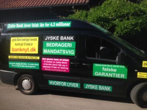 JYSKE BANKs SVINDEL / FRAUD - CALL / OPRÅB :-) Can the bank director CEO Anders Dam not understand We only want to talk with the bank, JYSKE BANK And find a solution, so we can get our life back We are talking about The last 10 years, the bank provisionally has deceived us. The Danish bank took 10 years from us. :-) Please talk to us #AndersChristianDam Rather than continue deceive us With a false interest rate swap, for a loan that has not never existed We write, and write, and write, while the bank continues the very deliberate fraud which the entire Group Board is aware of. :-) :-) A case that is so inflamed, that not even the Danish press does dare comment on it. do you think that there is something about what we are writing about. Would you ask the bank management Jyske Bank Link to the bank further down Why they will not answer their customer And deliver a copy of the loan, 4.328.000 DKK as the bank claiming the customer has borrowed i Nykredit As the Danish Bank changes interest rates, for the last 10 years, Actually since January 1, 2009 - Now the customer discovered and informed the Jyske Bank Jyske 3-bold Bank May 2016 that there was no loan taken. We are talking about fraud for millions, against just one customer :-) :-) Where do you come into contact with a fraudster who just does not want to stop deceiving you Have tried for over 2 years. DO YOU HAVE A SUGGESTION :-) from www.banknyt.dk Startede i jyske bank Helsingør I.L Tvedes Vej 7. 3000 Helsingør Dagblad Godt hjulpet af jyske bank medlemmer eller ansatte på Vesterbro, Vesterbrogade 9. Men godt assisteret af jyske bank hoved kontor i Silkeborg Vestergade Hvor koncern ledelsen / bestyrelsen ved Anders Christian Dam nu hjælper til med at dette svindel fortsætter Jyske Banks advokater som lyver for retten Tilbød 2-11-2016 forligs møde Men med den agenda at ville lave en rente bytte på et andet lån, for at sløre svindlen. ------------ Journalist Press just ask Danish Bank Jyske bank why the bank does not admit fraud And start to apologize all crimes. https://www.jyskebank.dk/kontakt/afdelingsinfo?departmentid=11660 :-) #Journalist #Press When the Danish banks deceive their customers a case of fraud in Danish banks against customers :-( :-( when the #danish #banks as #jyskebank are making fraud And the gang leader, controls the bank's fraud. :-( Anders Dam Bank's CEO refuses to quit. So it only shows how criminal the Danish jyske bank is. :-) Do not trust the #JyskeBank they are #lying constantly, when the bank cheats you The fraud that is #organized through by 3 departments, and many members of the organization JYSKE BANK :-( The Danish bank jyske bank is a criminal offense, Follow the case in Danish law BS 99-698/2015 :-) :-) Thanks to all of you we meet on the road. Which gives us your full support to the fight against the Danish fraud bank. JYSKE BANK :-) :-) Please ask the bank, jyske bank if we have raised a loan of DKK 4.328.000 In Danish bank nykredit. as the bank writes to their customer who is ill after a brain bleeding - As the bank is facing Danish courts and claim is a loan behind the interest rate swap The swsp Jyske Bank itself made 16-07-2008 https://facebook.com/JyskeBank.dk/photos/a.1468232419878888.1073741869.1045397795495688/1468234663211997/?type=3&source=54&ref=page_internal :-( contact the bank here https://www.jyskebank.dk/omjyskebank/organisation/koncernledergruppe - Also ask about date and evidence that the loan offer has been withdrawn in due time before expiry :-) :-) And ask for the prompt contact to Nykredit Denmark And ask why (new credit bank) Nykredit, first would answer the question, after nykredit received a subpoena, to speak true. - Even at a meeting Nykredit refused to sign anything. Not to provide evidence against Jyske Bank for fraud - But after several letters admit Nykredit Bank on writing - There is no loan of 4.328.000 kr https://facebook.com/JyskeBank.dk/photos/a.1051107938258007.1073741840.1045397795495688/1344678722234259/?type=3&source=54&ref=page_internal :-( :-( So nothing to change interest rates https://facebook.com/JyskeBank.dk/photos/a.1045554925479975.1073741831.1045397795495688/1045554998813301/?type=3&source=54&ref=page_internal Thus admit Nykredit Bank that their friends in Jyske Bank are making fraud against Danish customers :-( :-( :-( Today June 29th claims Jyske Bank that a loan of DKK 4.328.000 Has been reduced to DKK 2.927.634 and raised interest rates DKK 81.182 https://facebook.com/JyskeBank.dk/photos/a.1046306905404777.1073741835.1045397795495688/1755579747810819/?type=3&source=54 :-) :-) Group management jyske bank know, at least since May 2016 There is no loan of 4.328.000 DKK And that has never existed. And the ceo is conscious about the fraud against the bank's customer :-) Nevertheless, the bank continues the fraud But now with the Group's Board of Directors knowledge and approval :-) The bank will not respond to anything Do you want to investigate the fraud case as a journalist? :-( :-( Fraud that the bank jyske bank has committed, over the past 10 years. :-) :-) https://facebook.com/story.php?story_fbid=10217380674608165&id=1213101334&ref=bookmarks Will make it better, when we share timeline, with link to Appendix :-) www.banknyt.dk /-----------/ #ANDERSDAM I SPIDSEN AF DEN STORE DANSKE NOK SMÅ #KRIMINELLE #BANK #JYSKEBANK Godt hjulpet af #Les www.les.dk #LundElmerSandager #Advokater :-) #JYSKE BANK BLEV OPDAGET / TAGET I AT LAVE #MANDATSVIG #BEDRAGERI #DOKUMENTFALSK #UDNYTTELSE #SVIG #FALSK :-) Banken skriver i fundamentet at jyskebank er #TROVÆRDIG #HÆDERLIG #ÆRLIG DET ER DET VI SKAL OPKLARE I DENNE HER SAG. :-) Offer spørger flere gange om jyske bank har nogle kommentar eller rettelser til www.banknyt.dk og opslag Jyske bank svare slet ikke :-) :-) We are still talking about 10 years of fraud Follow the case in Danish court Denmark Viborg BS 99-698/2015 :-) :-) Link to the bank's management jyske bank ask them please If we have borrowed DKK 4.328.000 as offered on May 20, 2008 in Nykredit The bank still take interest on this alleged loan in the 10th year. and refuses to answer anything :-) :-) Funny enough for all that loan is not existing just ask jyske bank why the bank does not admit fraud And start to apologize all crimes. https://www.jyskebank.dk/kontakt/afdelingsinfo?departmentid=11660 #Bank #AnderChristianDam #Financial #News #Press #Share #Pol #Recommendation #Sale #Firesale #AndersDam #JyskeBank #ATP #PFA #MortenUlrikGade #PhilipBaruch #LES #GF #BirgitBushThuesen #LundElmerSandager #Nykredit #MetteEgholmNielsen #Loan #Fraud #CasperDamOlsen #NicolaiHansen #gangcrimes #crimes :-) just ask jyske bank why the bank does not admit fraud And start to apologize all crimes. https://www.jyskebank.dk/kontakt/afdelingsinfo?departmentid=11660 #Koncernledelse #jyskebank #Koncernbestyrelsen #SvenBuhrkall #KurtBligaardPedersen #RinaAsmussen #PhilipBaruch #JensABorup #KeldNorup #ChristinaLykkeMunk #HaggaiKunisch #MarianneLillevang #Koncerndirektionen #AndersDam #LeifFLarsen #NielsErikJakobsen #PerSkovhus #PeterSchleidt / IMG_3103