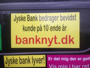 JYSKE BANKs SVINDEL / FRAUD - CALL / OPRÅB :-) Can the bank director CEO Anders Dam not understand We only want to talk with the bank, JYSKE BANK And find a solution, so we can get our life back We are talking about The last 10 years, the bank provisionally has deceived us. The Danish bank took 10 years from us. :-) Please talk to us #AndersChristianDam Rather than continue deceive us With a false interest rate swap, for a loan that has not never existed We write, and write, and write, while the bank continues the very deliberate fraud which the entire Group Board is aware of. :-) :-) A case that is so inflamed, that not even the Danish press does dare comment on it. do you think that there is something about what we are writing about. Would you ask the bank management Jyske Bank Link to the bank further down Why they will not answer their customer And deliver a copy of the loan, 4.328.000 DKK as the bank claiming the customer has borrowed i Nykredit As the Danish Bank changes interest rates, for the last 10 years, Actually since January 1, 2009 - Now the customer discovered and informed the Jyske Bank Jyske 3-bold Bank May 2016 that there was no loan taken. We are talking about fraud for millions, against just one customer :-) :-) Where do you come into contact with a fraudster who just does not want to stop deceiving you Have tried for over 2 years. DO YOU HAVE A SUGGESTION :-) from www.banknyt.dk Startede i jyske bank Helsingør I.L Tvedes Vej 7. 3000 Helsingør Dagblad Godt hjulpet af jyske bank medlemmer eller ansatte på Vesterbro, Vesterbrogade 9. Men godt assisteret af jyske bank hoved kontor i Silkeborg Vestergade Hvor koncern ledelsen / bestyrelsen ved Anders Christian Dam nu hjælper til med at dette svindel fortsætter Jyske Banks advokater som lyver for retten Tilbød 2-11-2016 forligs møde Men med den agenda at ville lave en rente bytte på et andet lån, for at sløre svindlen. ------------ Journalist Press just ask Danish Bank Jyske bank why the bank does not admit fraud And start to apologize all crimes. https://www.jyskebank.dk/kontakt/afdelingsinfo?departmentid=11660 :-) #Journalist #Press When the Danish banks deceive their customers a case of fraud in Danish banks against customers :-( :-( when the #danish #banks as #jyskebank are making fraud And the gang leader, controls the bank's fraud. :-( Anders Dam Bank's CEO refuses to quit. So it only shows how criminal the Danish jyske bank is. :-) Do not trust the #JyskeBank they are #lying constantly, when the bank cheats you The fraud that is #organized through by 3 departments, and many members of the organization JYSKE BANK :-( The Danish bank jyske bank is a criminal offense, Follow the case in Danish law BS 99-698/2015 :-) :-) Thanks to all of you we meet on the road. Which gives us your full support to the fight against the Danish fraud bank. JYSKE BANK :-) :-) Please ask the bank, jyske bank if we have raised a loan of DKK 4.328.000 In Danish bank nykredit. as the bank writes to their customer who is ill after a brain bleeding - As the bank is facing Danish courts and claim is a loan behind the interest rate swap The swsp Jyske Bank itself made 16-07-2008 https://facebook.com/JyskeBank.dk/photos/a.1468232419878888.1073741869.1045397795495688/1468234663211997/?type=3&source=54&ref=page_internal :-( contact the bank here https://www.jyskebank.dk/omjyskebank/organisation/koncernledergruppe - Also ask about date and evidence that the loan offer has been withdrawn in due time before expiry :-) :-) And ask for the prompt contact to Nykredit Denmark And ask why (new credit bank) Nykredit, first would answer the question, after nykredit received a subpoena, to speak true. - Even at a meeting Nykredit refused to sign anything. Not to provide evidence against Jyske Bank for fraud - But after several letters admit Nykredit Bank on writing - There is no loan of 4.328.000 kr https://facebook.com/JyskeBank.dk/photos/a.1051107938258007.1073741840.1045397795495688/1344678722234259/?type=3&source=54&ref=page_internal :-( :-( So nothing to change interest rates https://facebook.com/JyskeBank.dk/photos/a.1045554925479975.1073741831.1045397795495688/1045554998813301/?type=3&source=54&ref=page_internal Thus admit Nykredit Bank that their friends in Jyske Bank are making fraud against Danish customers :-( :-( :-( Today June 29th claims Jyske Bank that a loan of DKK 4.328.000 Has been reduced to DKK 2.927.634 and raised interest rates DKK 81.182 https://facebook.com/JyskeBank.dk/photos/a.1046306905404777.1073741835.1045397795495688/1755579747810819/?type=3&source=54 :-) :-) Group management jyske bank know, at least since May 2016 There is no loan of 4.328.000 DKK And that has never existed. And the ceo is conscious about the fraud against the bank's customer :-) Nevertheless, the bank continues the fraud But now with the Group's Board of Directors knowledge and approval :-) The bank will not respond to anything Do you want to investigate the fraud case as a journalist? :-( :-( Fraud that the bank jyske bank has committed, over the past 10 years. :-) :-) https://facebook.com/story.php?story_fbid=10217380674608165&id=1213101334&ref=bookmarks Will make it better, when we share timeline, with link to Appendix :-) www.banknyt.dk /-----------/ #ANDERSDAM I SPIDSEN AF DEN STORE DANSKE NOK SMÅ #KRIMINELLE #BANK #JYSKEBANK Godt hjulpet af #Les www.les.dk #LundElmerSandager #Advokater :-) #JYSKE BANK BLEV OPDAGET / TAGET I AT LAVE #MANDATSVIG #BEDRAGERI #DOKUMENTFALSK #UDNYTTELSE #SVIG #FALSK :-) Banken skriver i fundamentet at jyskebank er #TROVÆRDIG #HÆDERLIG #ÆRLIG DET ER DET VI SKAL OPKLARE I DENNE HER SAG. :-) Offer spørger flere gange om jyske bank har nogle kommentar eller rettelser til www.banknyt.dk og opslag Jyske bank svare slet ikke :-) :-) We are still talking about 10 years of fraud Follow the case in Danish court Denmark Viborg BS 99-698/2015 :-) :-) Link to the bank's management jyske bank ask them please If we have borrowed DKK 4.328.000 as offered on May 20, 2008 in Nykredit The bank still take interest on this alleged loan in the 10th year. and refuses to answer anything :-) :-) Funny enough for all that loan is not existing just ask jyske bank why the bank does not admit fraud And start to apologize all crimes. https://www.jyskebank.dk/kontakt/afdelingsinfo?departmentid=11660 #Bank #AnderChristianDam #Financial #News #Press #Share #Pol #Recommendation #Sale #Firesale #AndersDam #JyskeBank #ATP #PFA #MortenUlrikGade #PhilipBaruch #LES #GF #BirgitBushThuesen #LundElmerSandager #Nykredit #MetteEgholmNielsen #Loan #Fraud #CasperDamOlsen #NicolaiHansen #gangcrimes #crimes :-) just ask jyske bank why the bank does not admit fraud And start to apologize all crimes. https://www.jyskebank.dk/kontakt/afdelingsinfo?departmentid=11660 #Koncernledelse #jyskebank #Koncernbestyrelsen #SvenBuhrkall #KurtBligaardPedersen #RinaAsmussen #PhilipBaruch #JensABorup #KeldNorup #ChristinaLykkeMunk #HaggaiKunisch #MarianneLillevang #Koncerndirektionen #AndersDam #LeifFLarsen #NielsErikJakobsen #PerSkovhus #PeterSchleidt / IMG_3243
